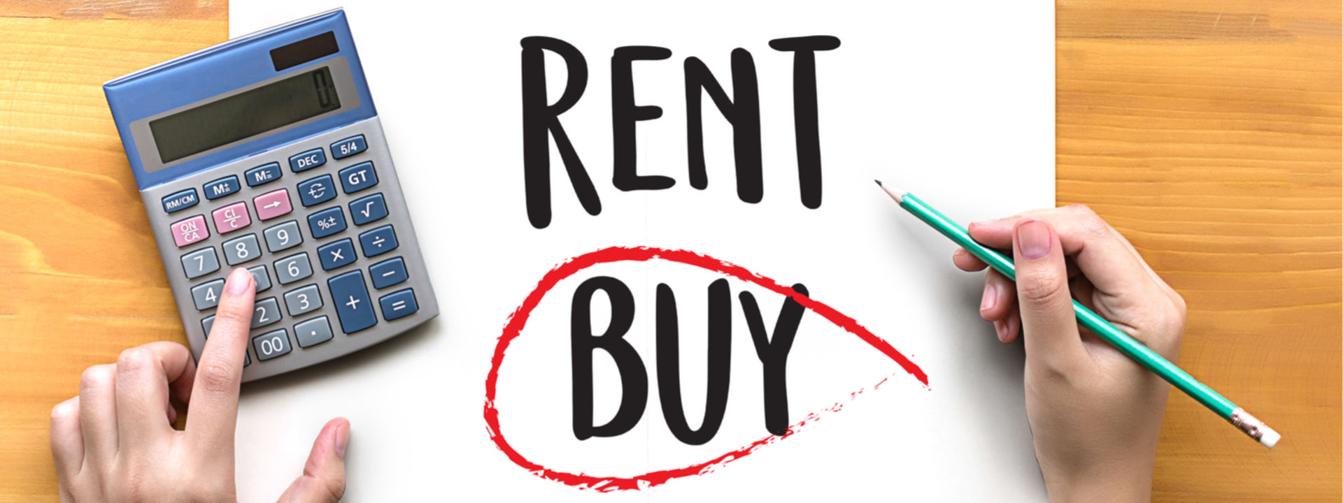 To Rent or To Buy: That is the Question