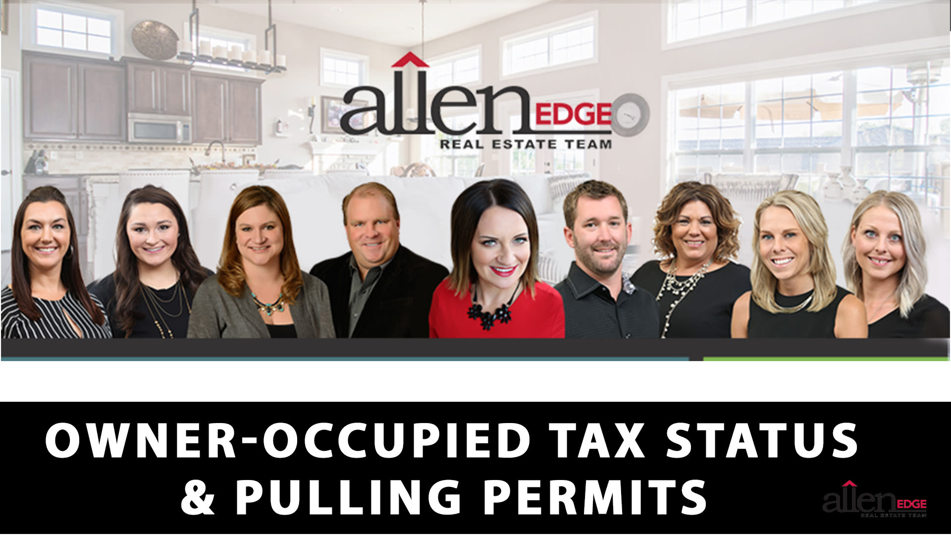 Homebuyers & Homeowners: What's Your Tax and Permit Status?