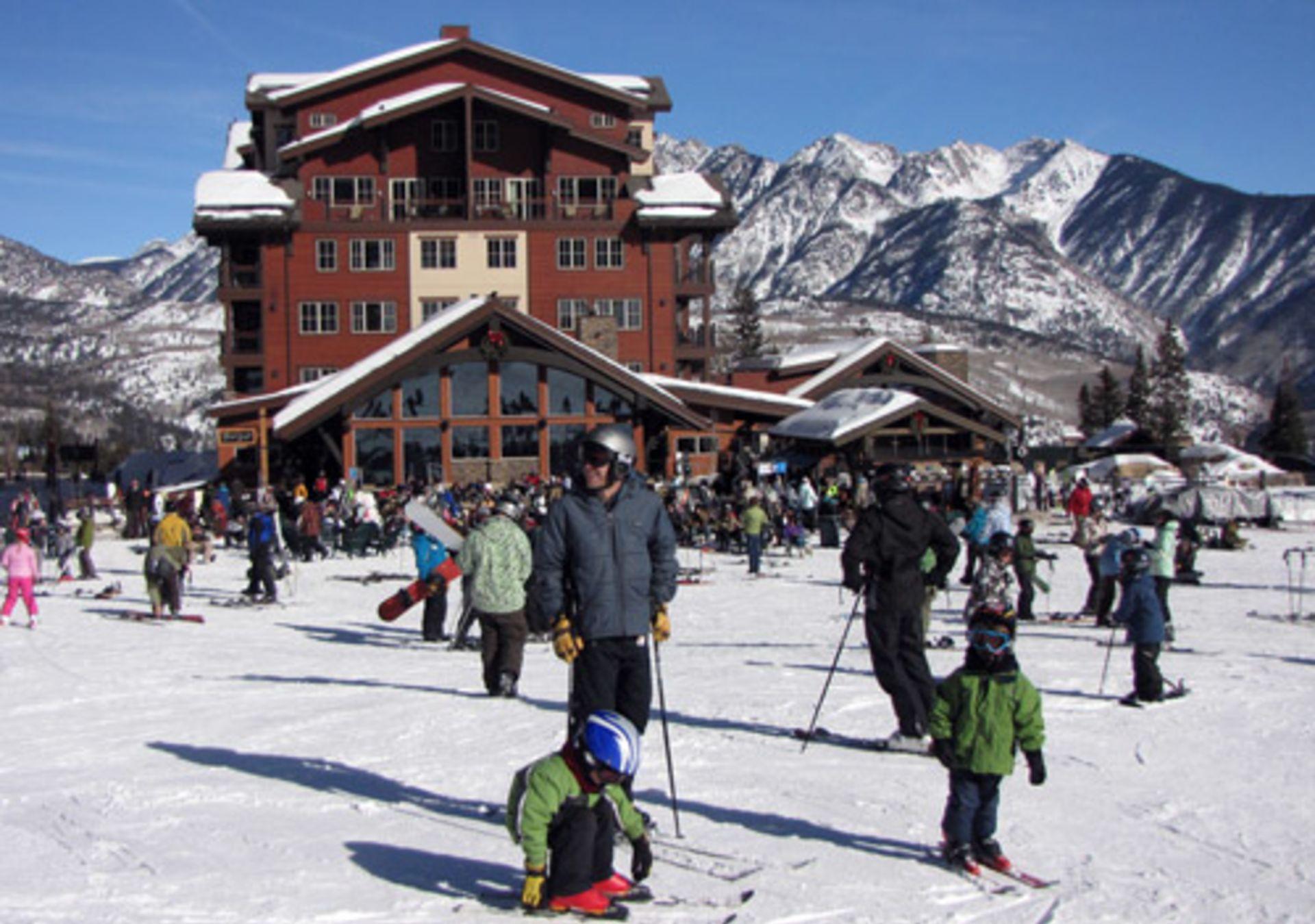Durango Mountain Area and Purgatory Ski Resort