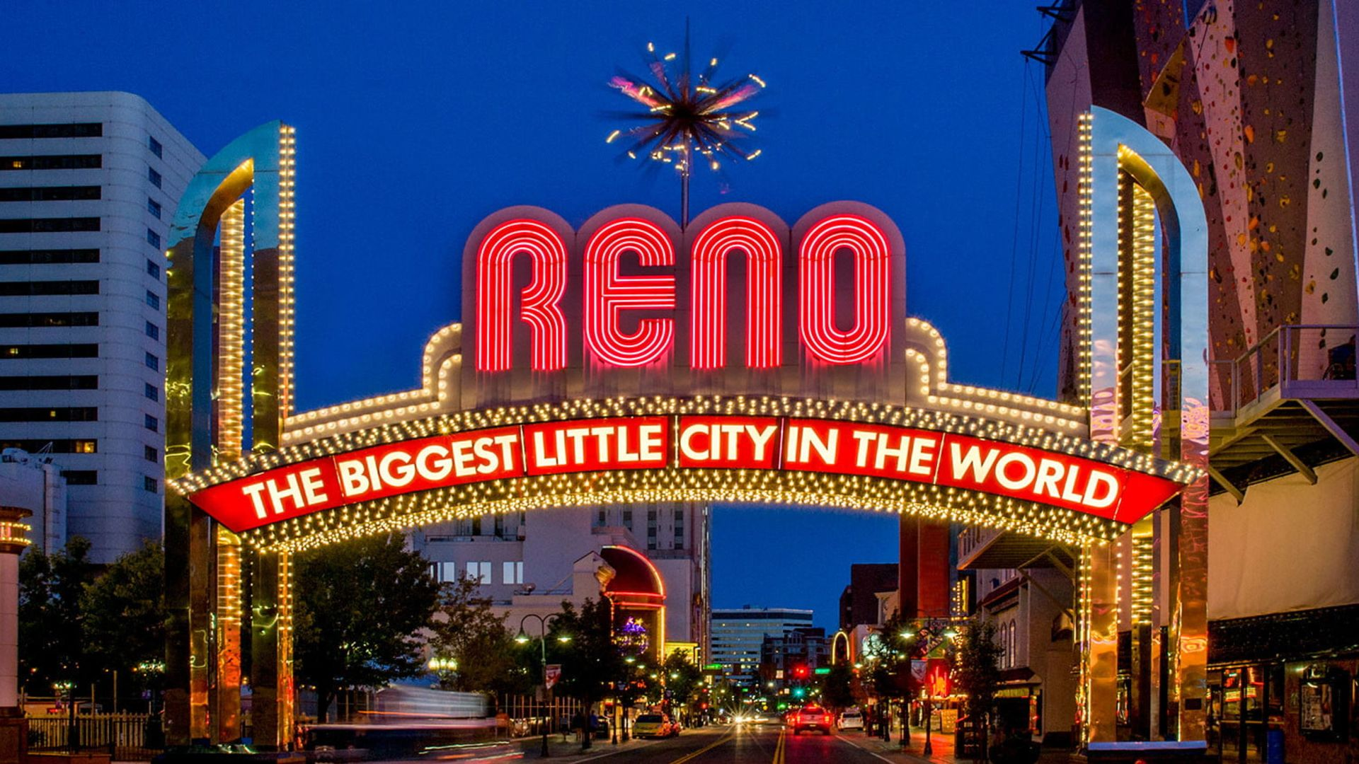 Reno ranked number 33 out of 125 US cities to live in!