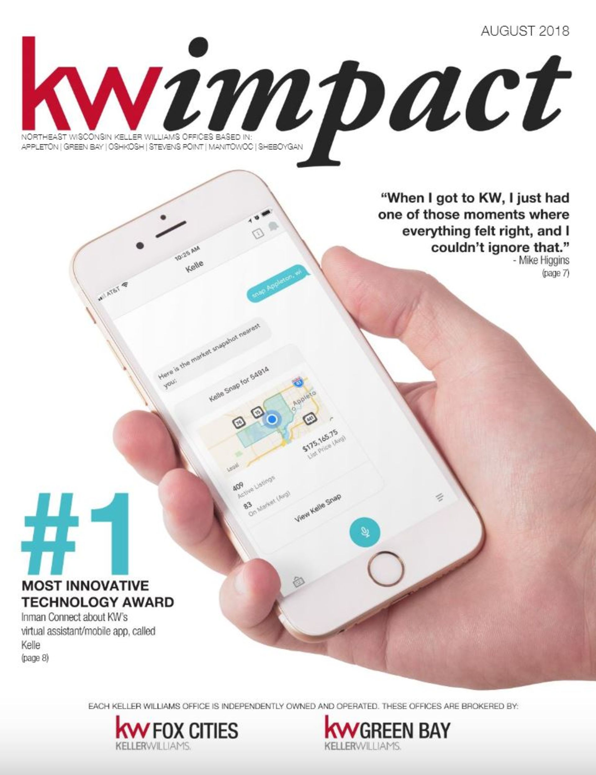 KW Impact August 2018