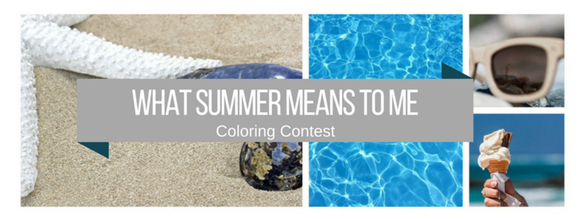 COLORING CONTEST | What Summer Means to Me 2017