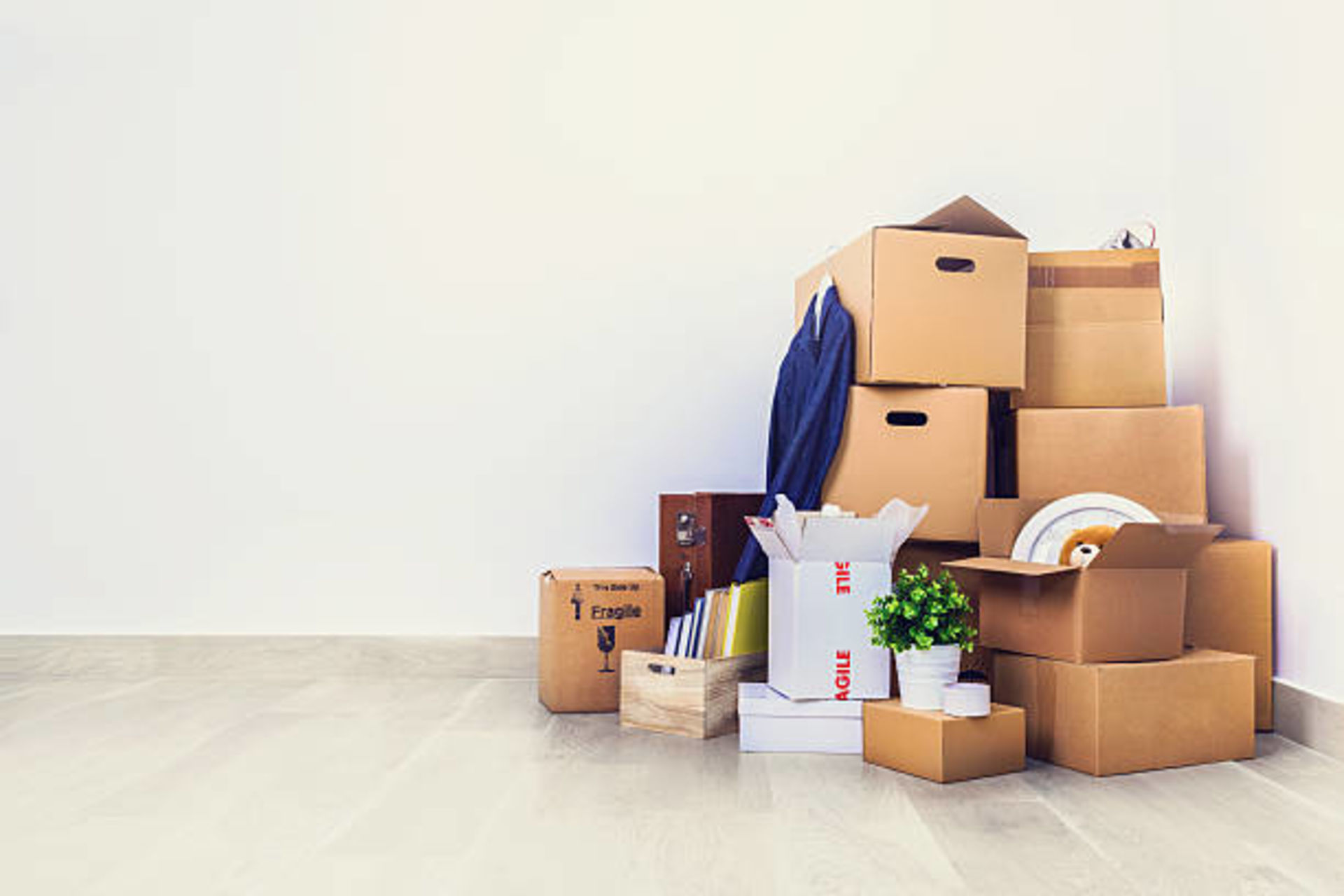 Making Your Move Easier: Finding a Mover