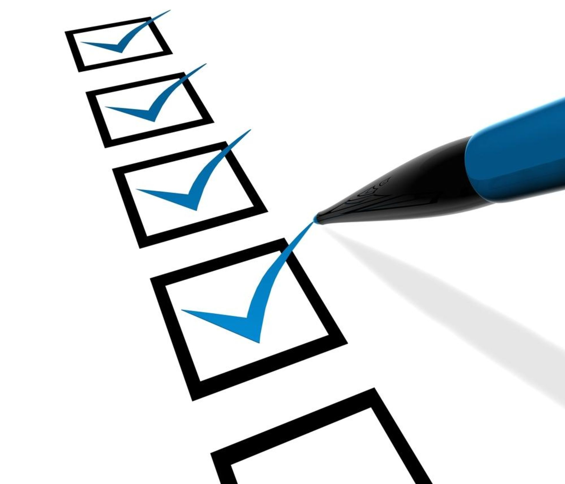 The Buyer's Checklist