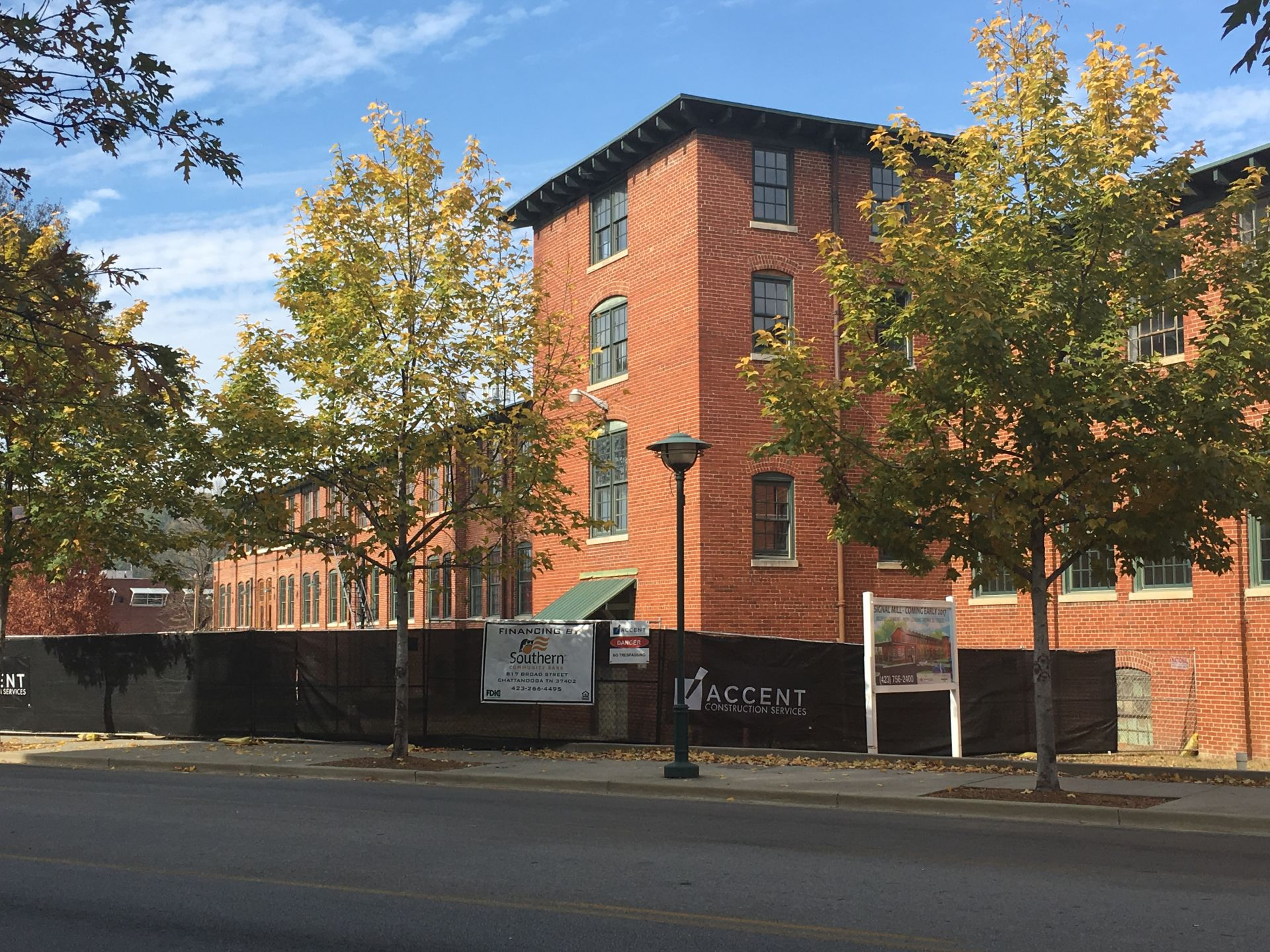 North Chattanooga Adds Commercial Space