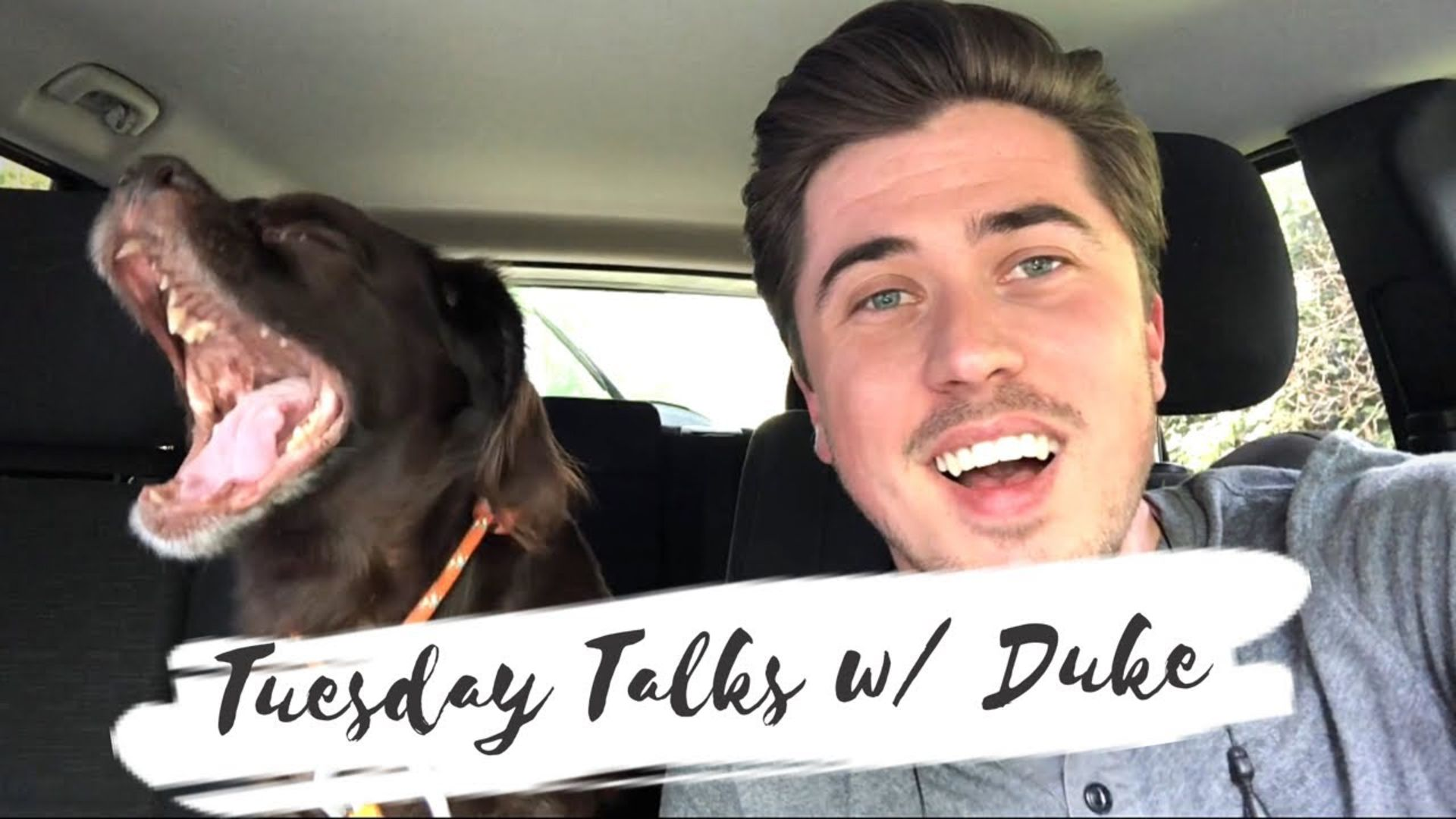 Tuesday Talks With Duke S1:E1 – wait for the bloopers
