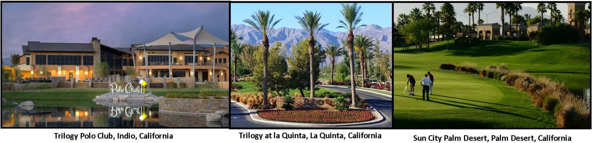 55+ Communities Market Report-Trilogy La Quinta, Polo Club, Sun City Palm Desert