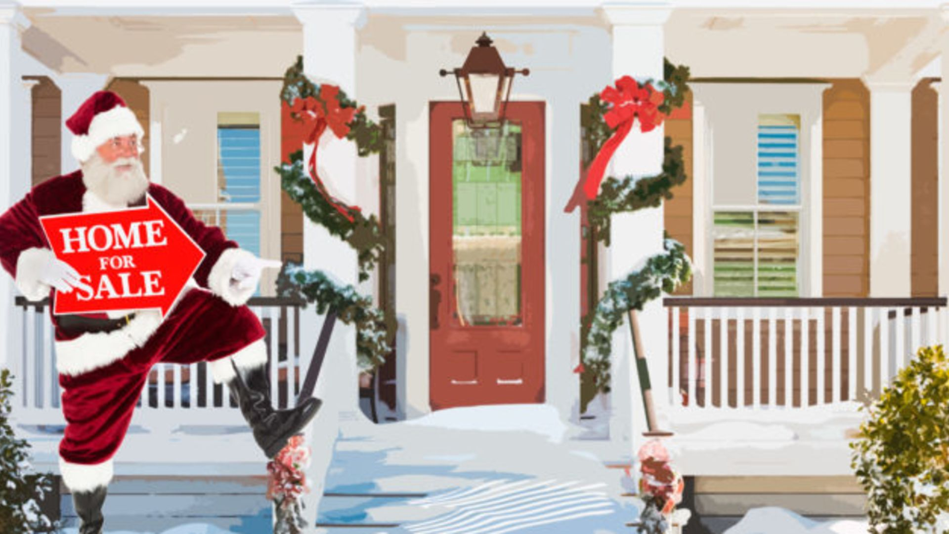 5 Surprisingly Smart Reasons to Buy a Home During the Holidays