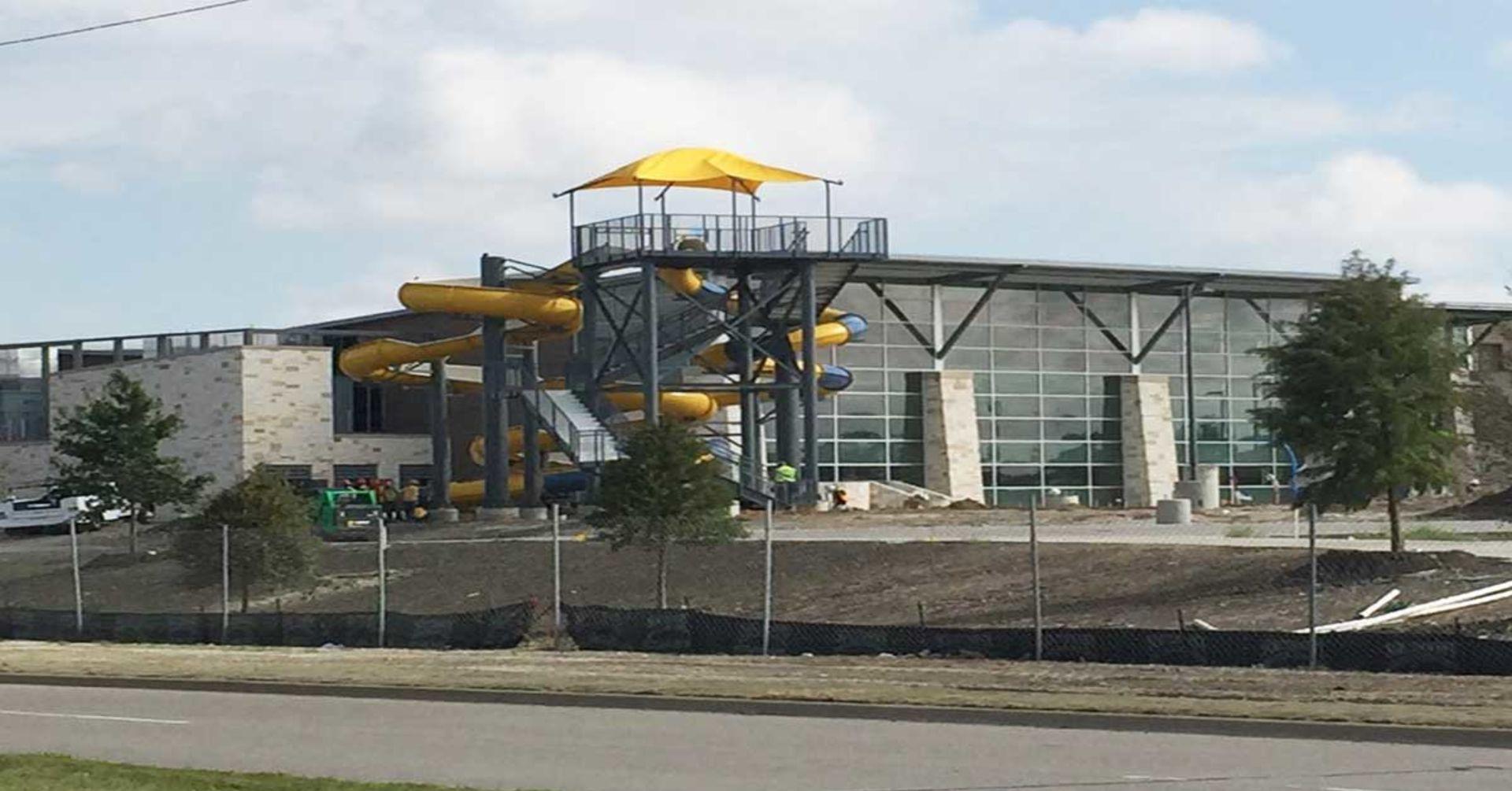 Mckinney's New Apex Centre Update