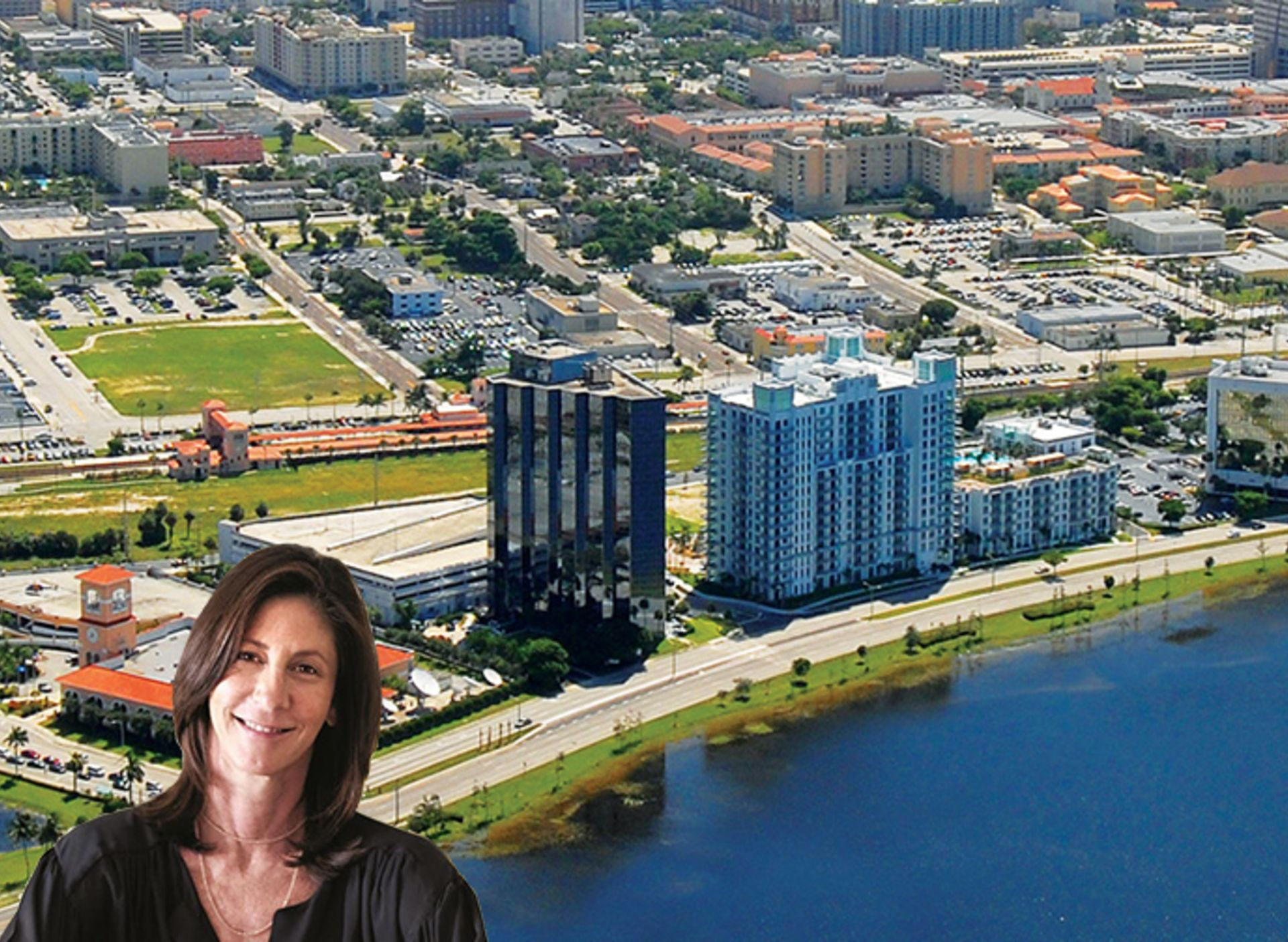 AEW sells West Palm office tower for $42M to Dallas investment manager and CREC
