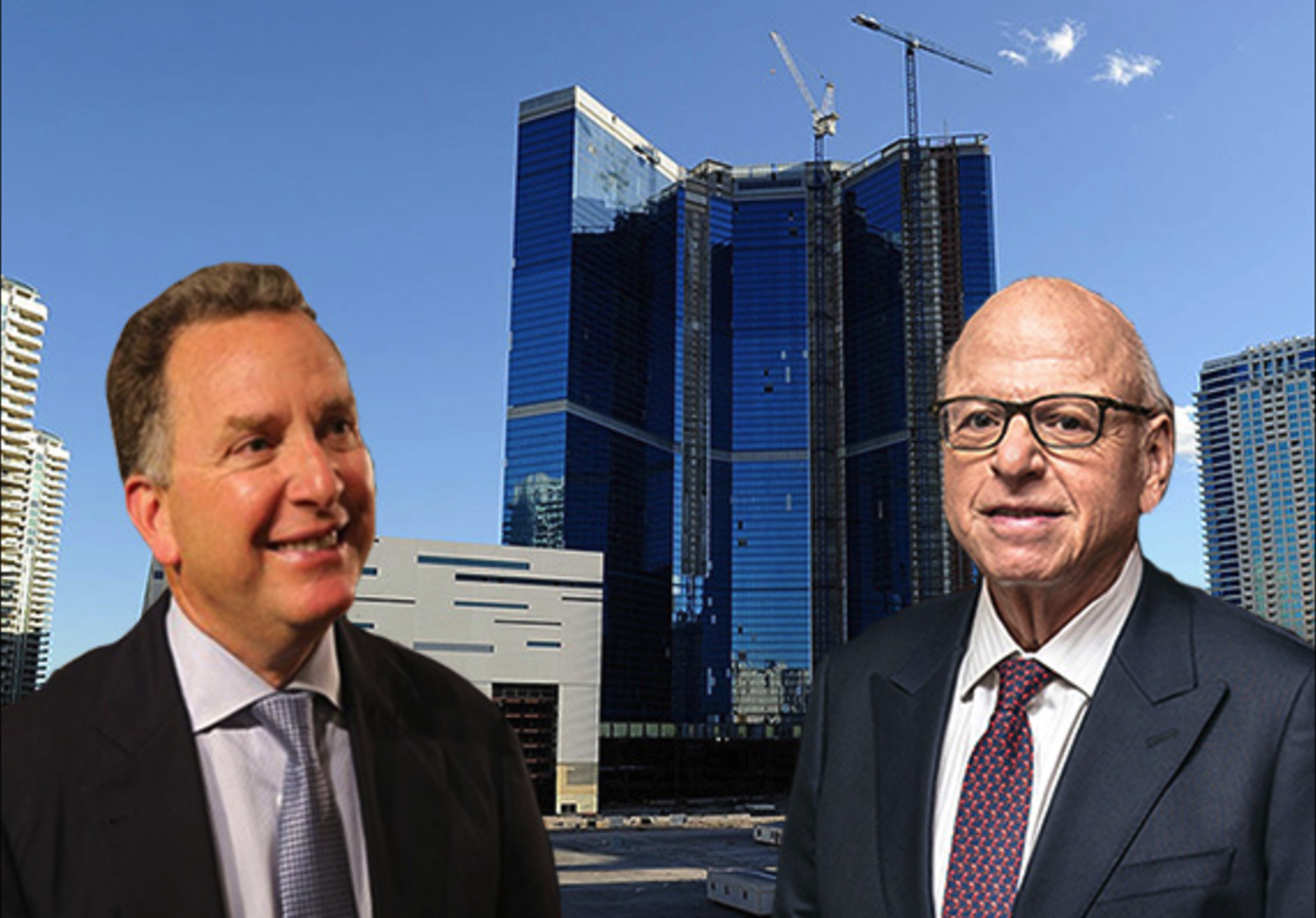 Witkoff and Vector bet $600M on former Fontainebleau Las Vegas site