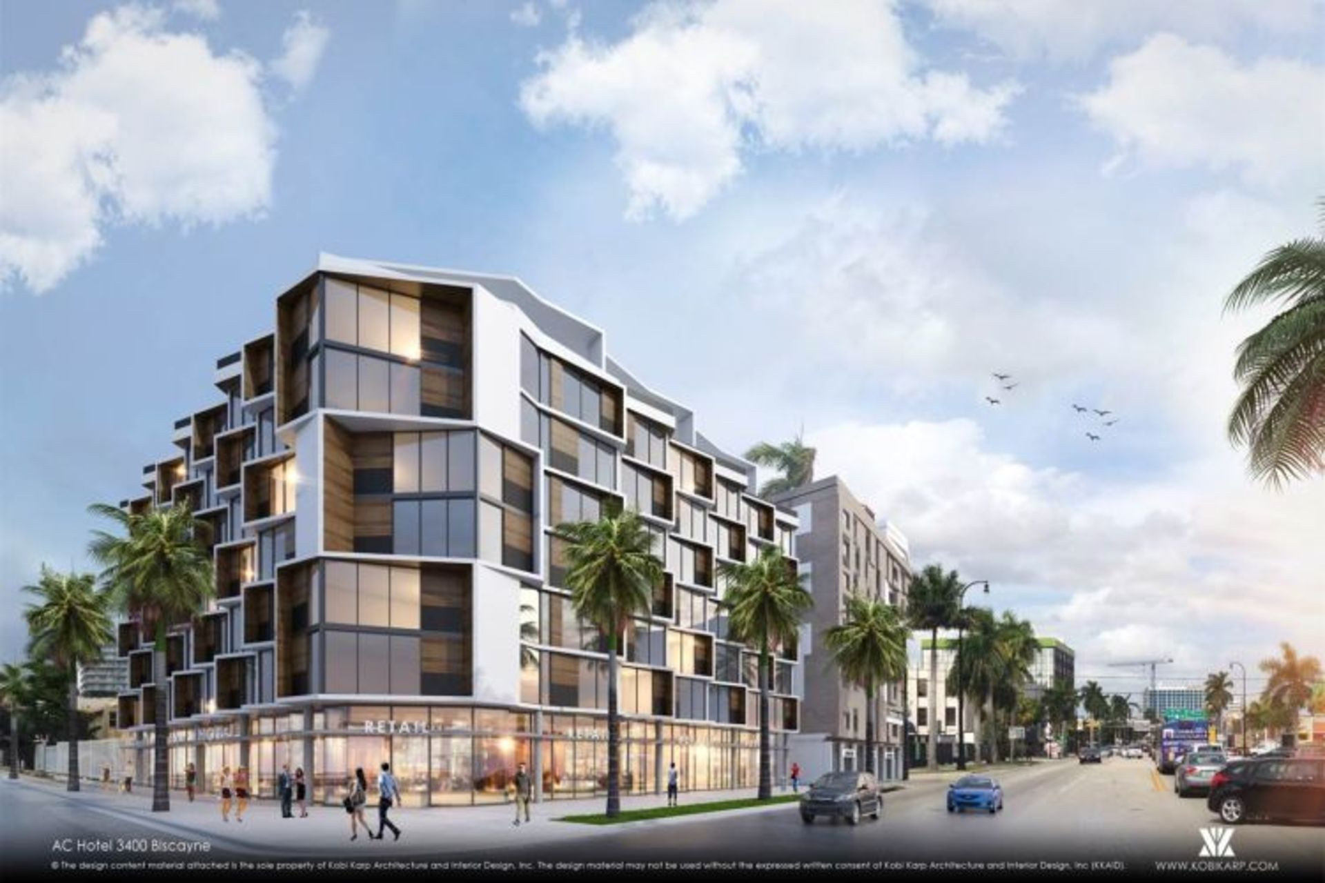 AC Hotel By Marriott About To Begin Construction Next To Midtown Miami
