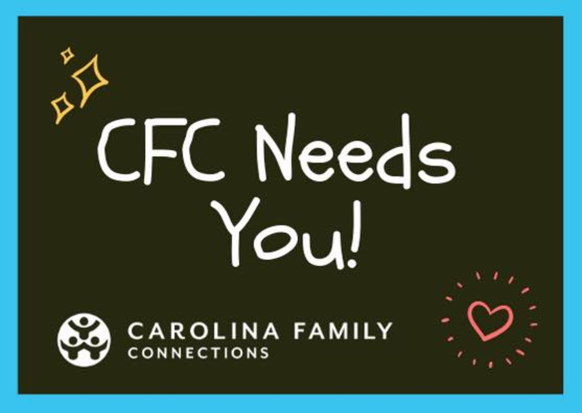 Summer Guest Blog Series…Carolina Family Connections