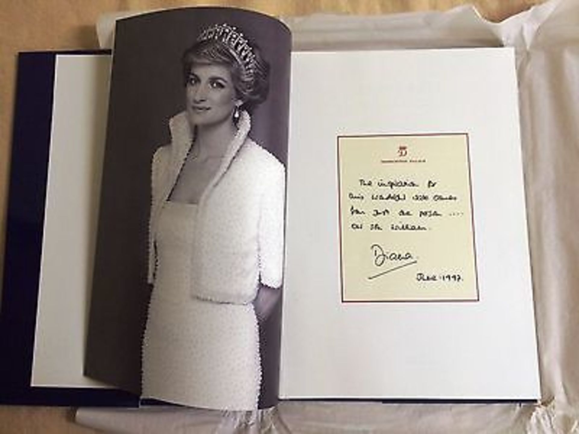 That Time I Met Princess Diana