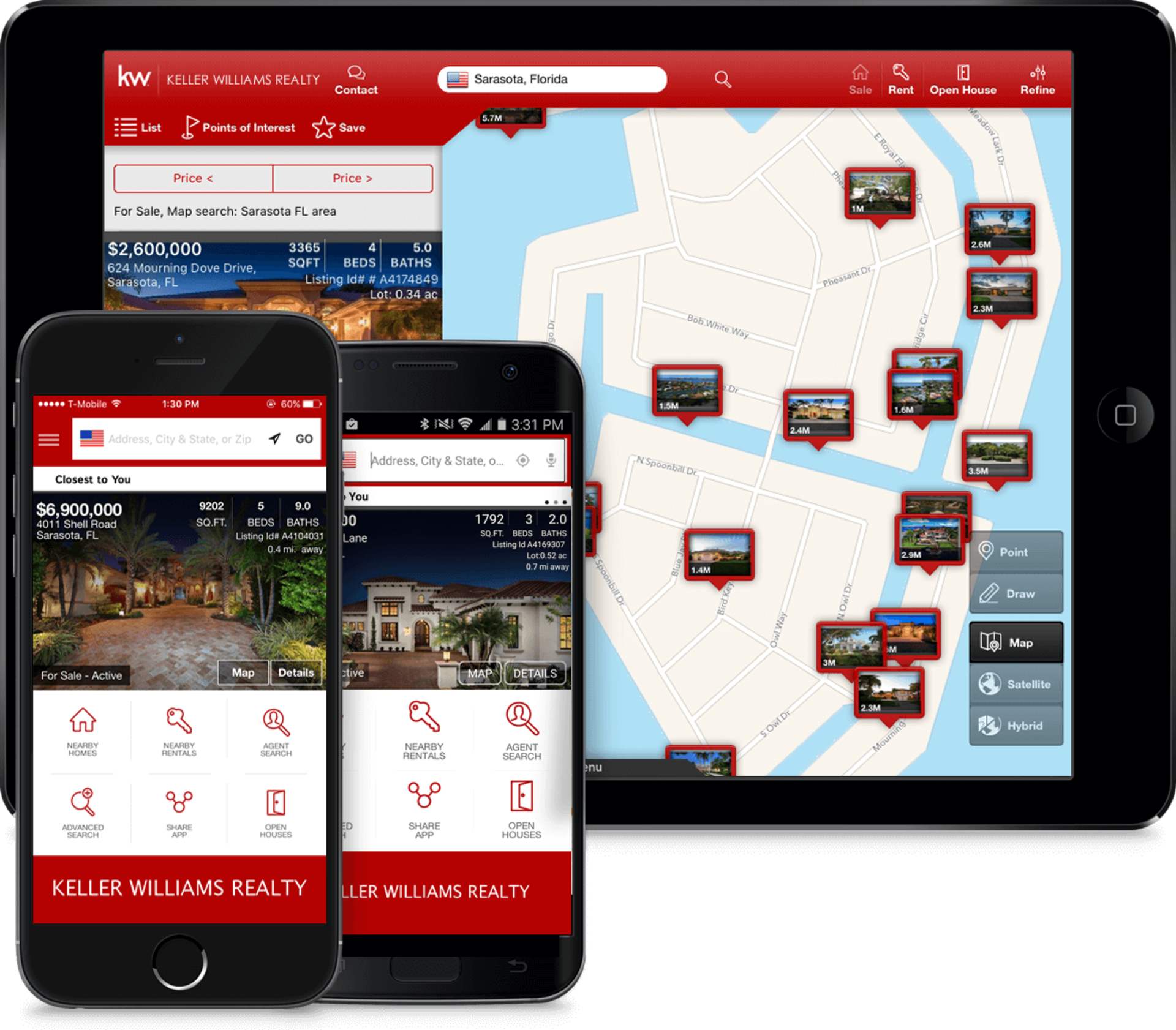 The Best Home Search App