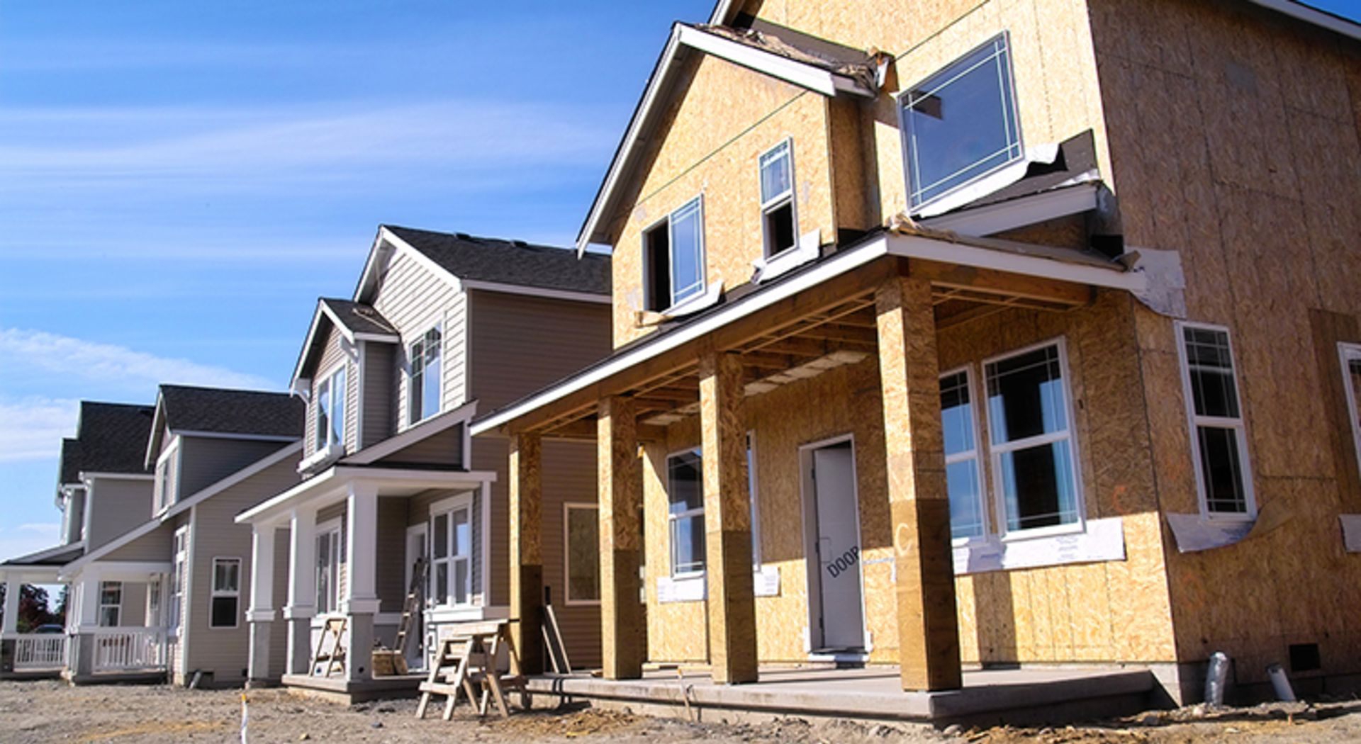 New Homes Sales Up 12.7% From Last Year