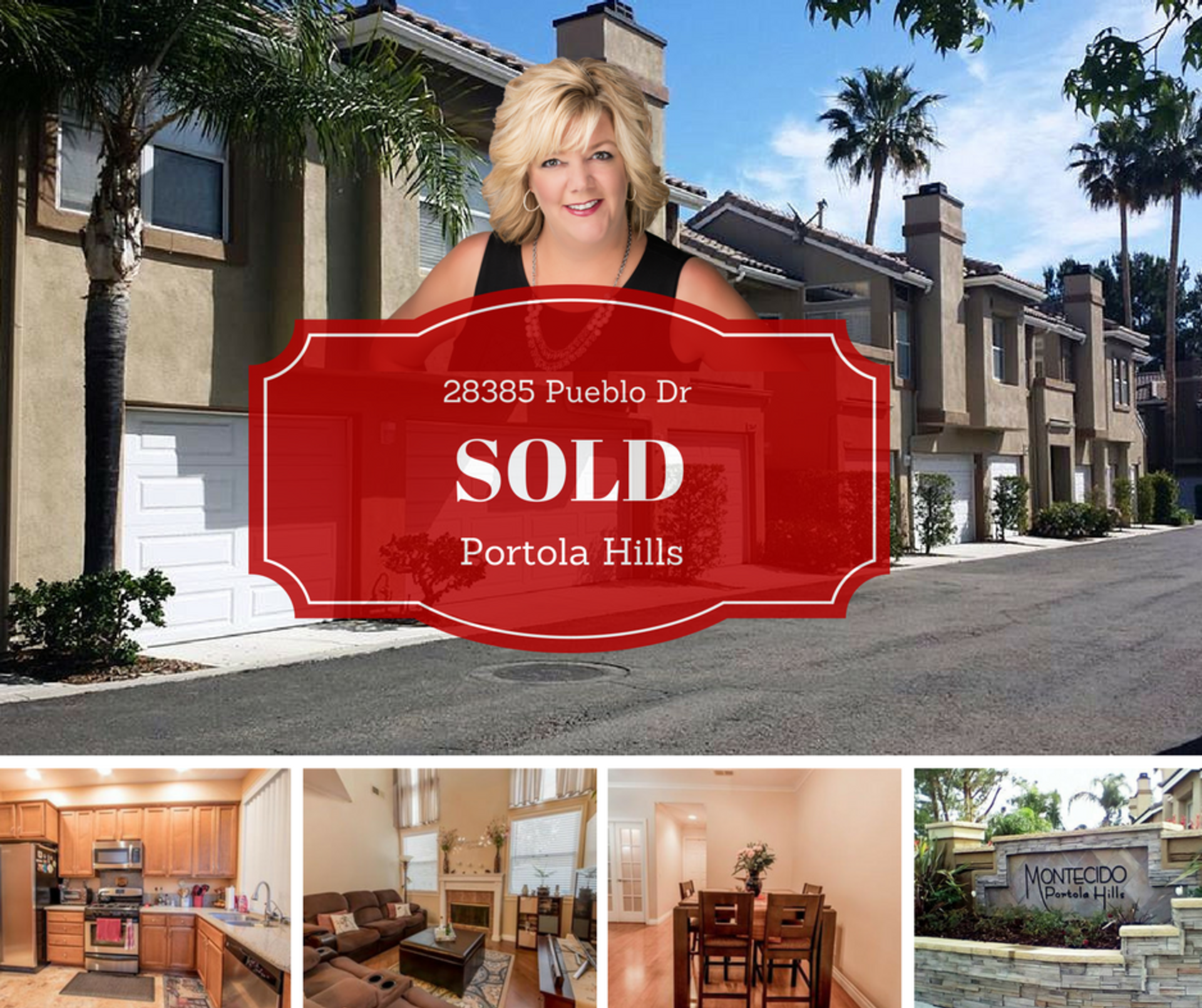 28385 Pueblo Dr.  Portola Hills Sold