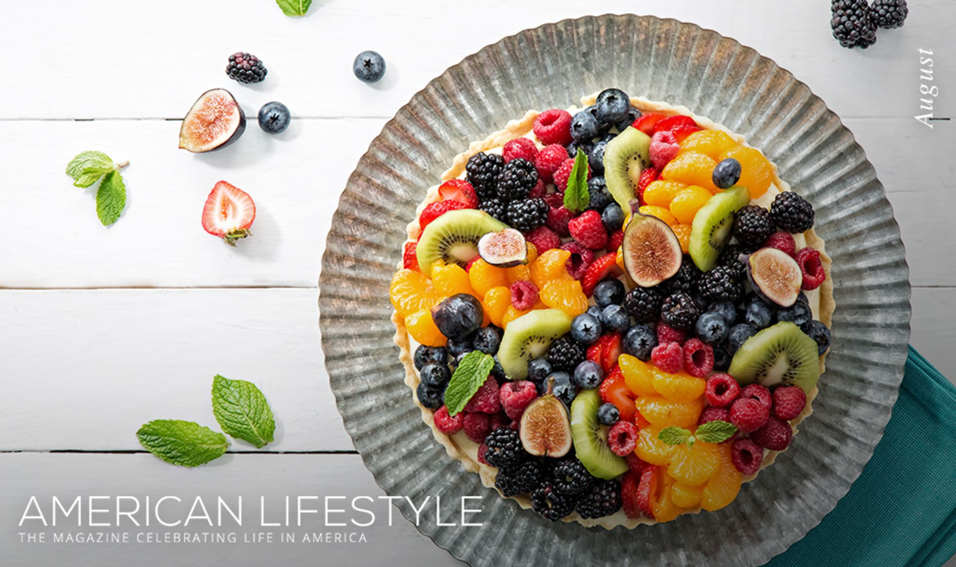 American Lifestyle August Edition
