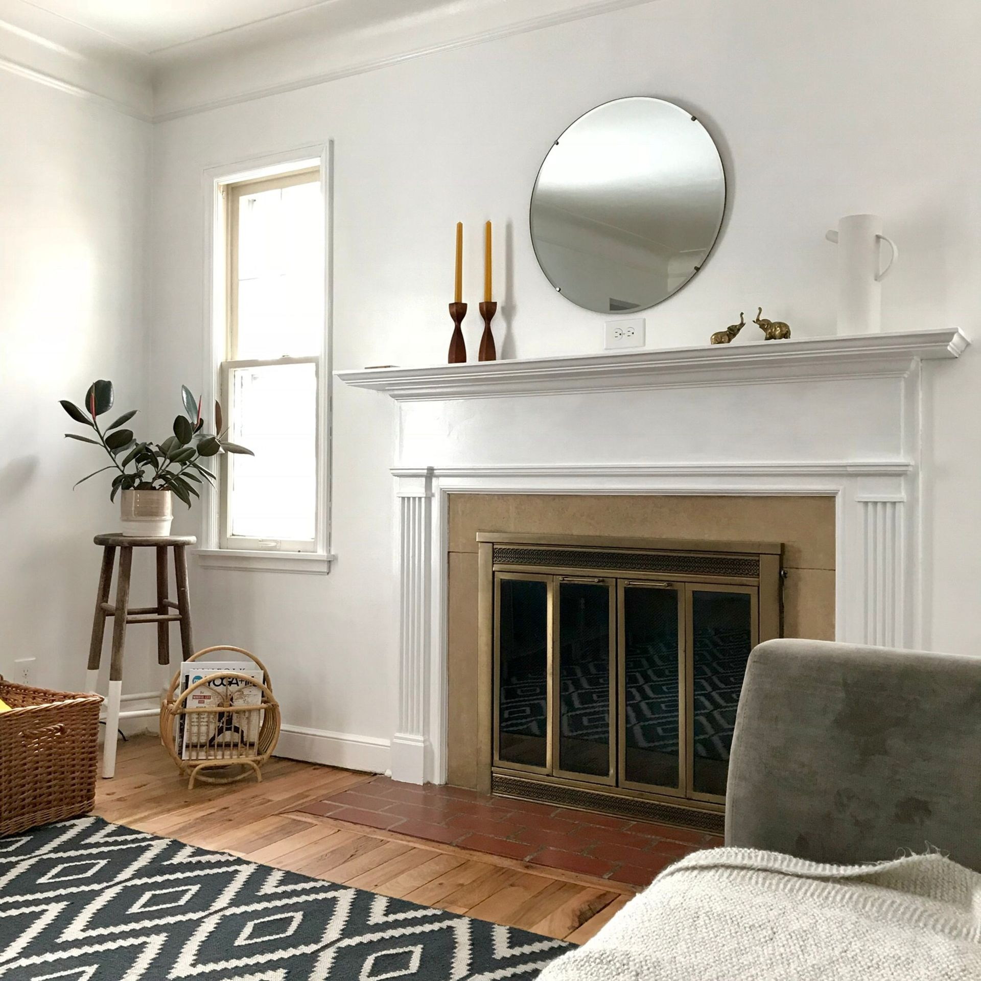 Easy Home Makeover in Under 10 Minutes