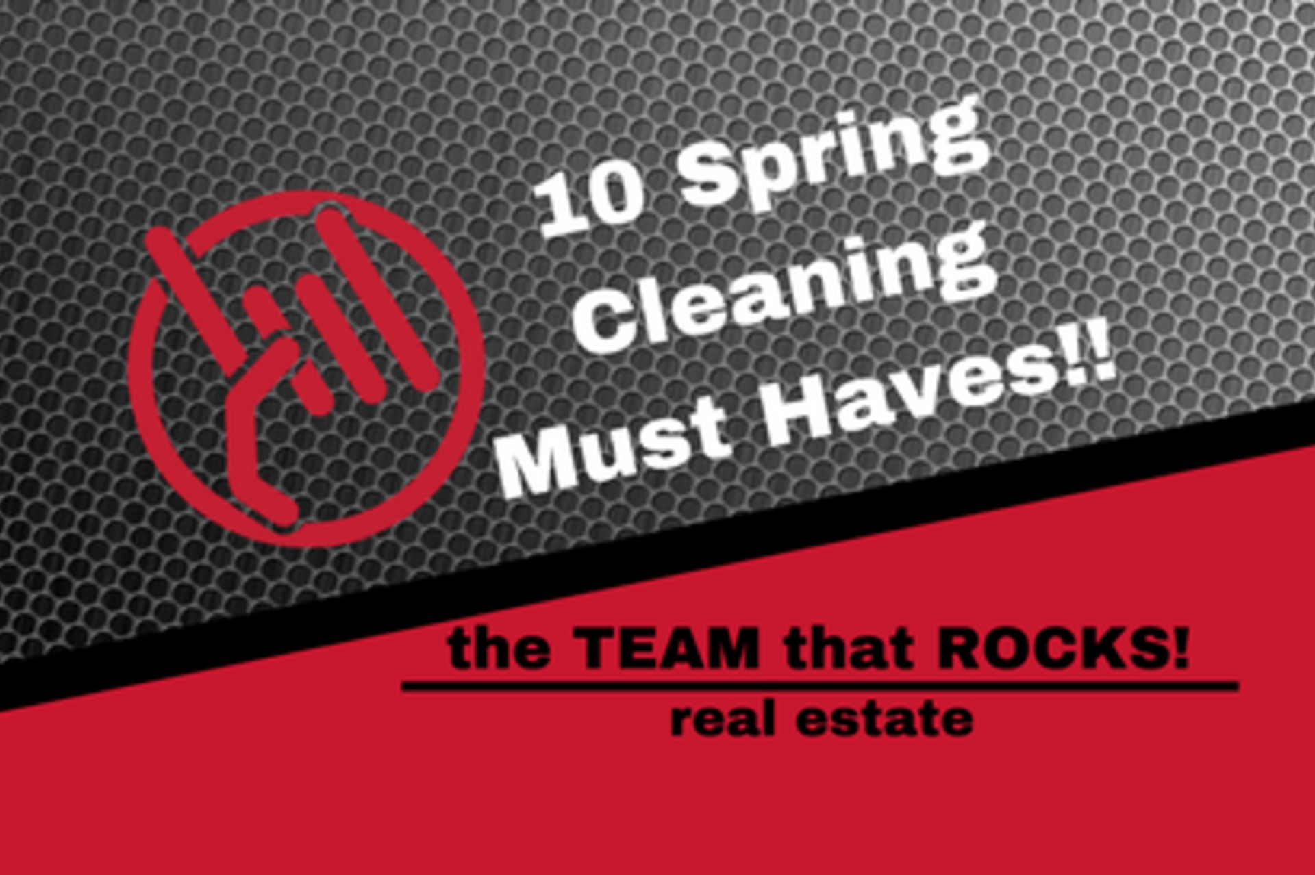 10 Spring Cleaning Must Haves!!