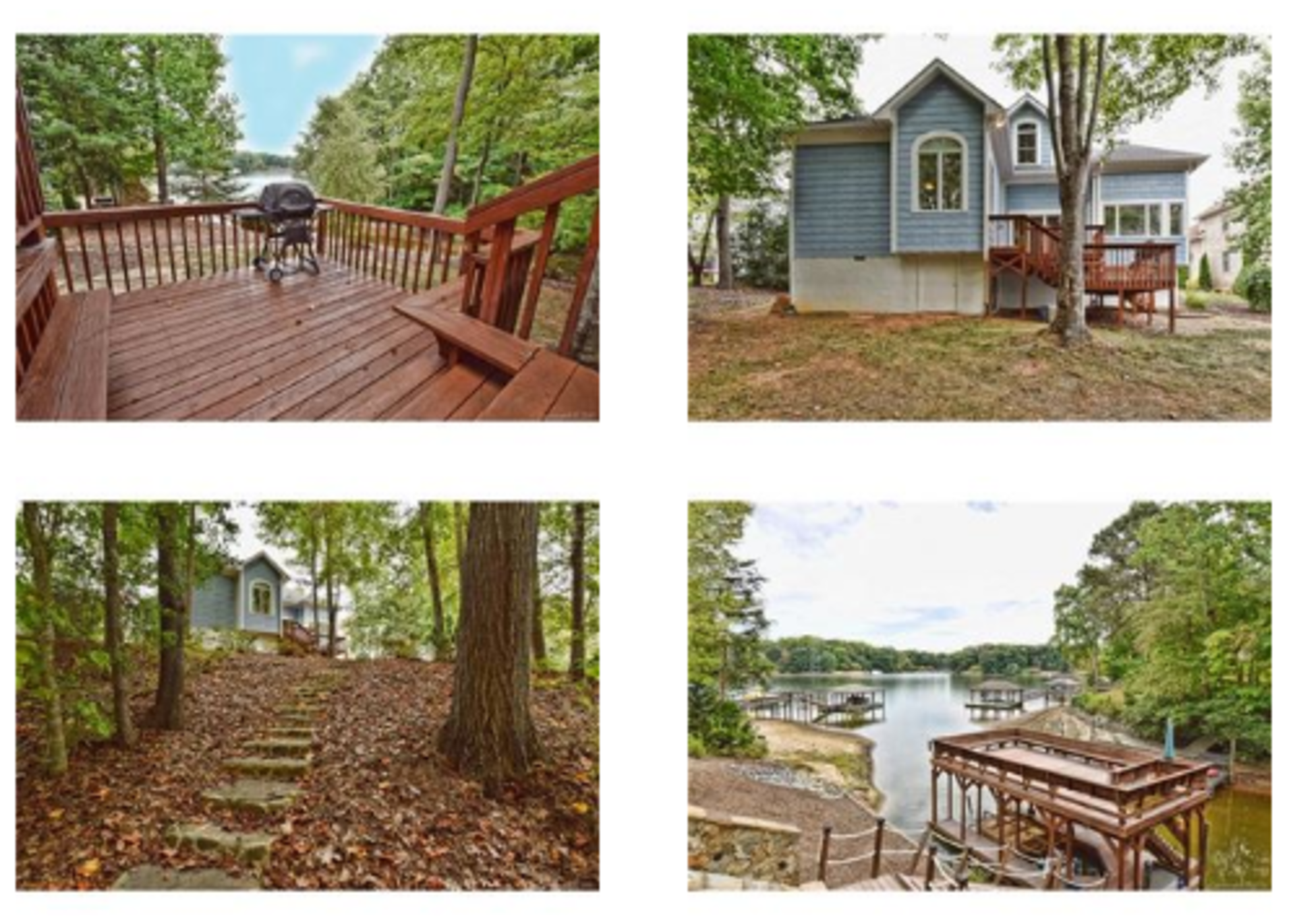 Sherrills Ford Waterfront Home