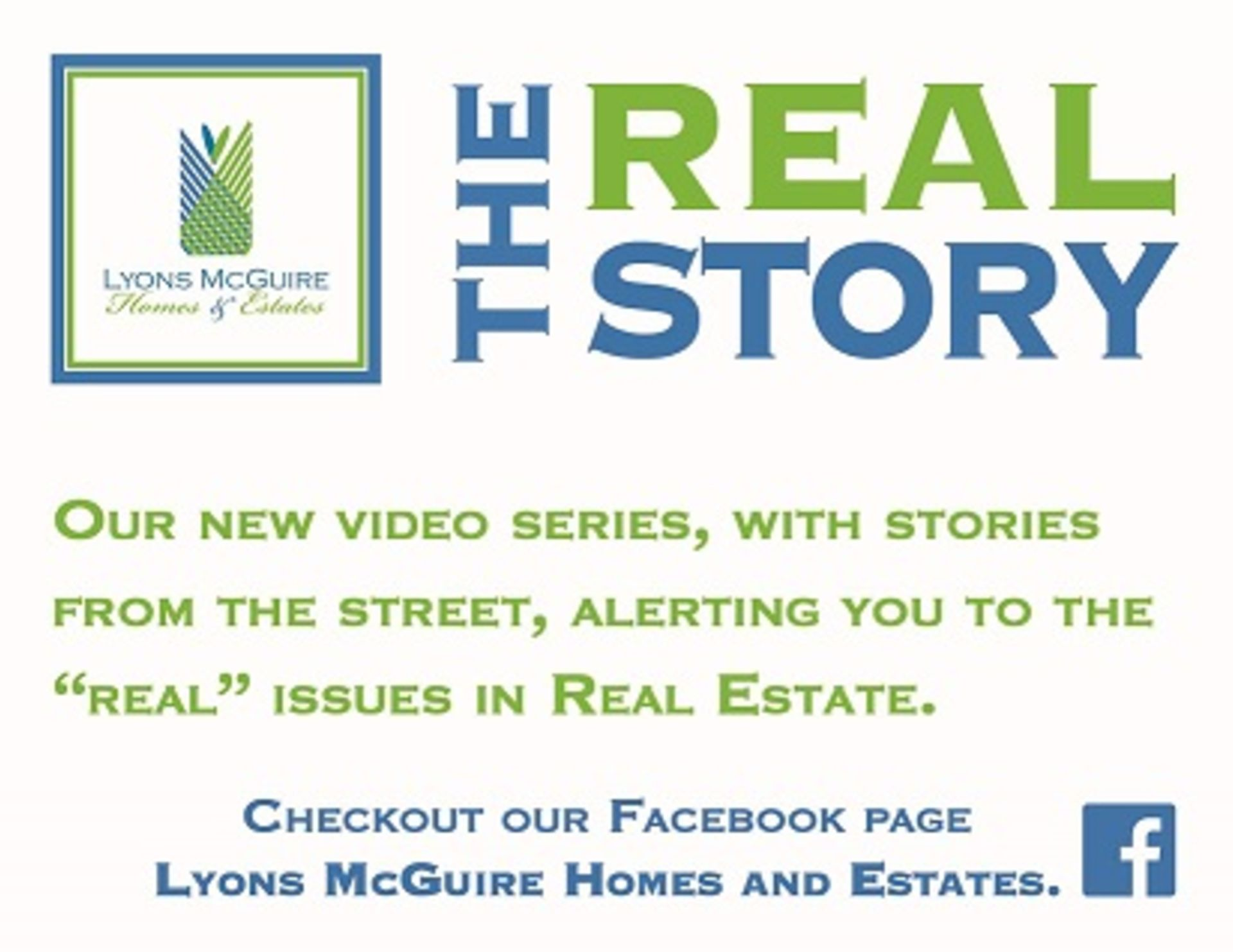 The REAL Story episode #4 Clutter…What Clutter?