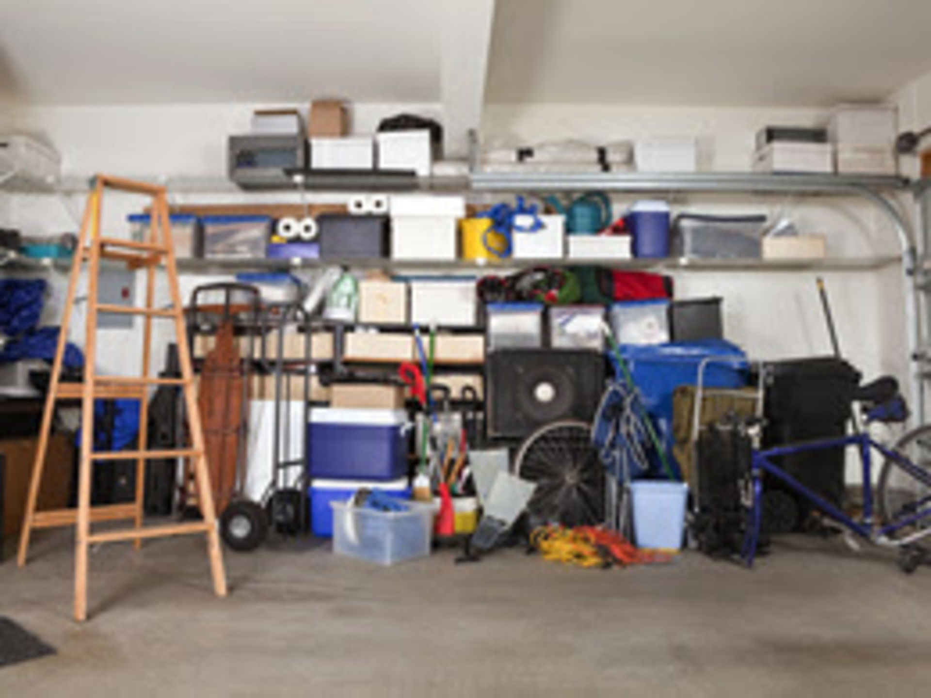 Storage Hacks to Clear Clutter