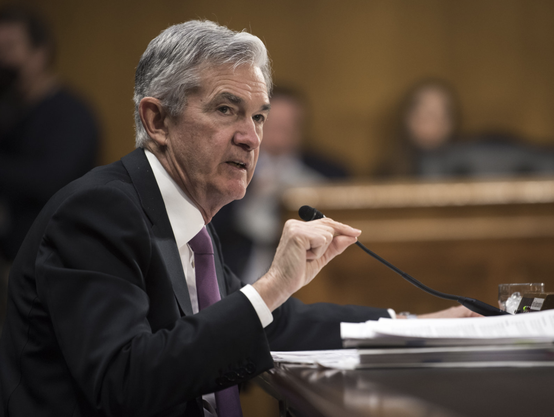 Fed Signals Rate Hikes May Be Over For 2019
