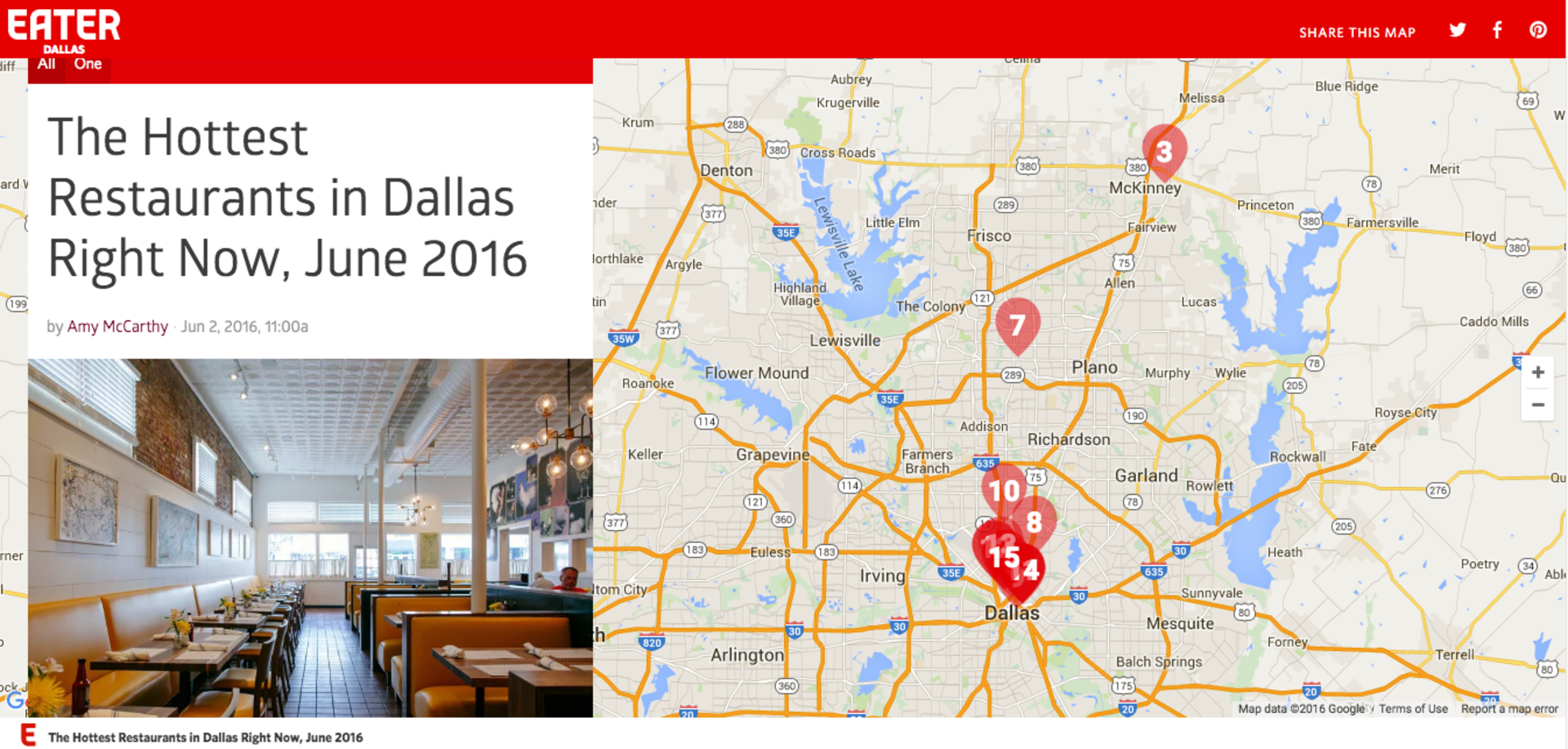 Confused About Where To Eat? Hottest New Restaurants!