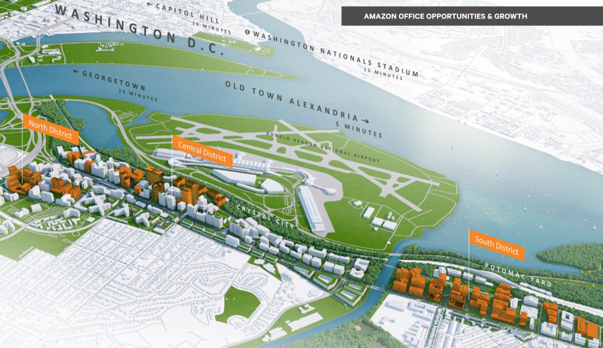 National Landing – National Airport's Reimagined Neighbor