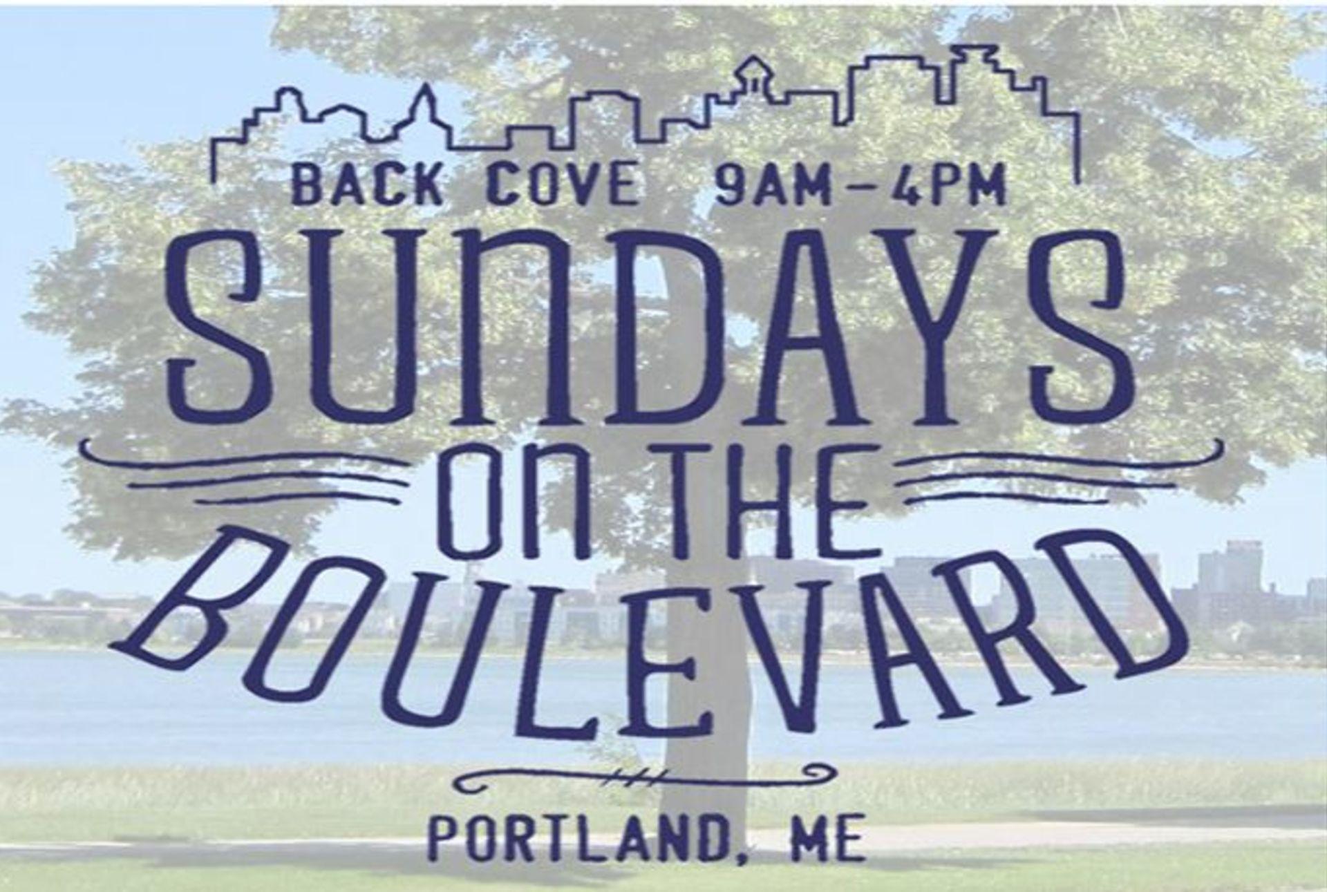 Things to Do:  Sundays on the  Boulevard
