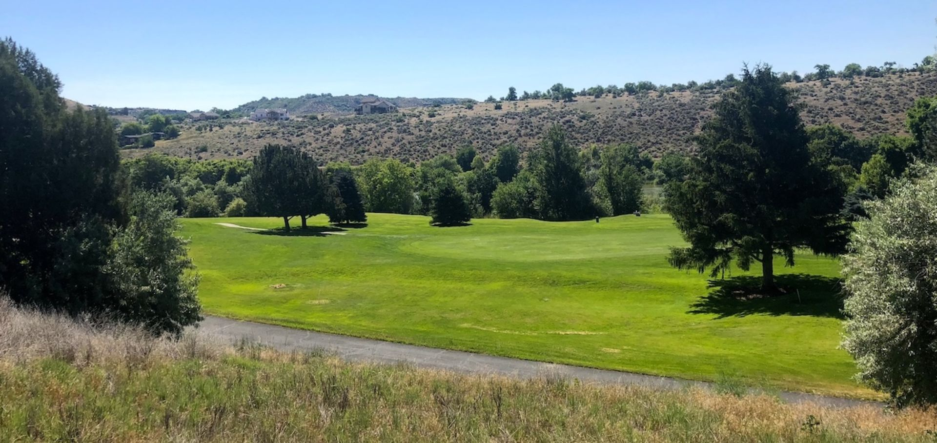 Beautiful Vacant Lots in Clear Lakes Country Club – Snake River Canyon Views