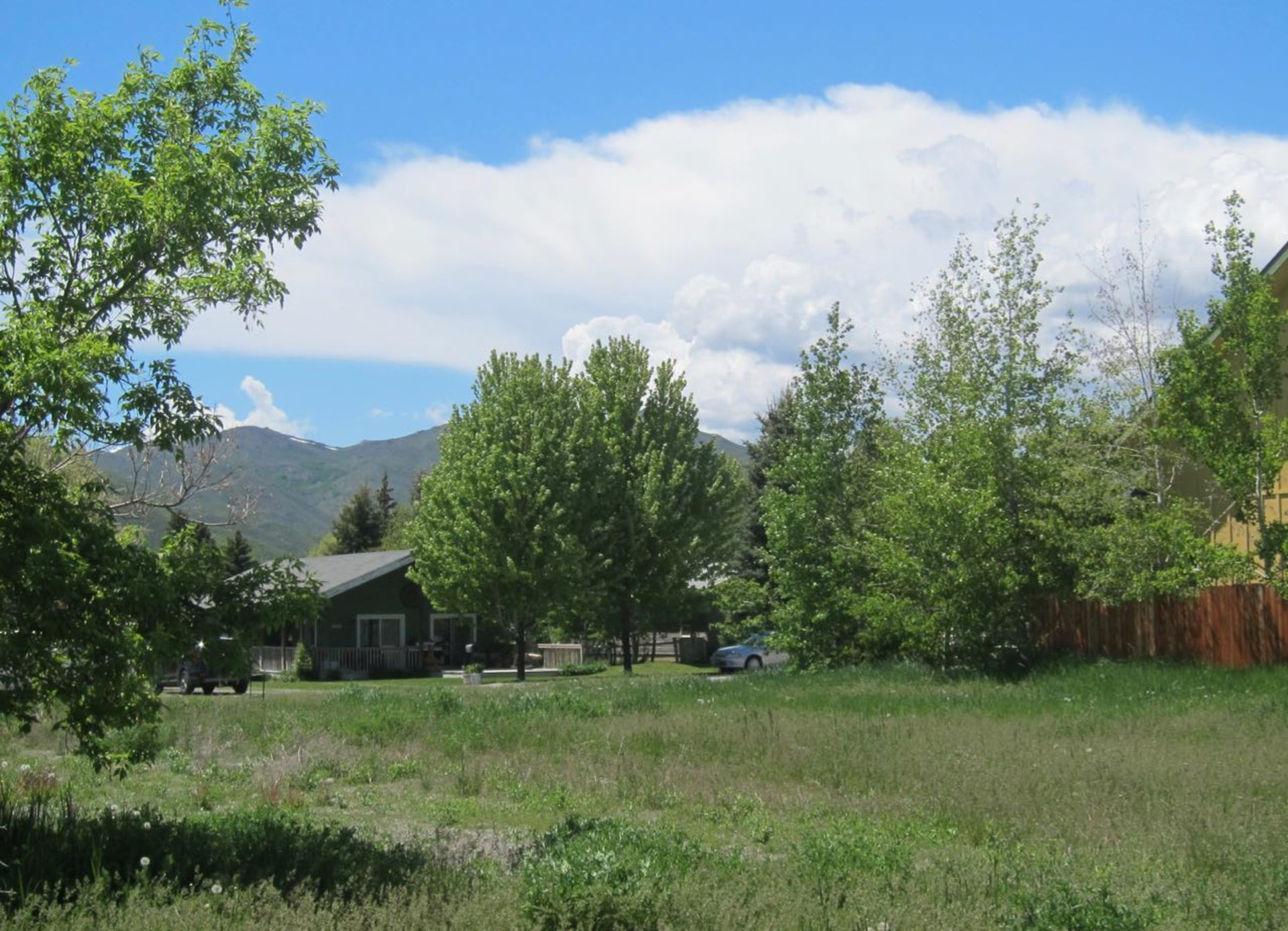 Sunny View Lot in Bellevue!