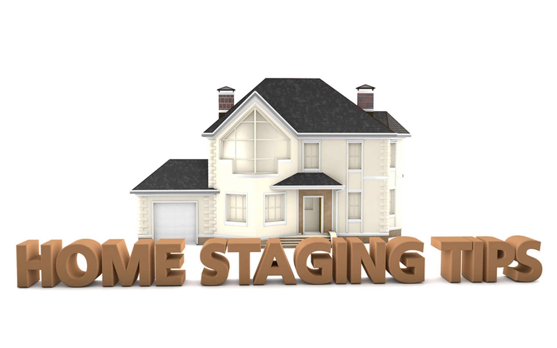 Basic Staging Makes Your Home's First Impression