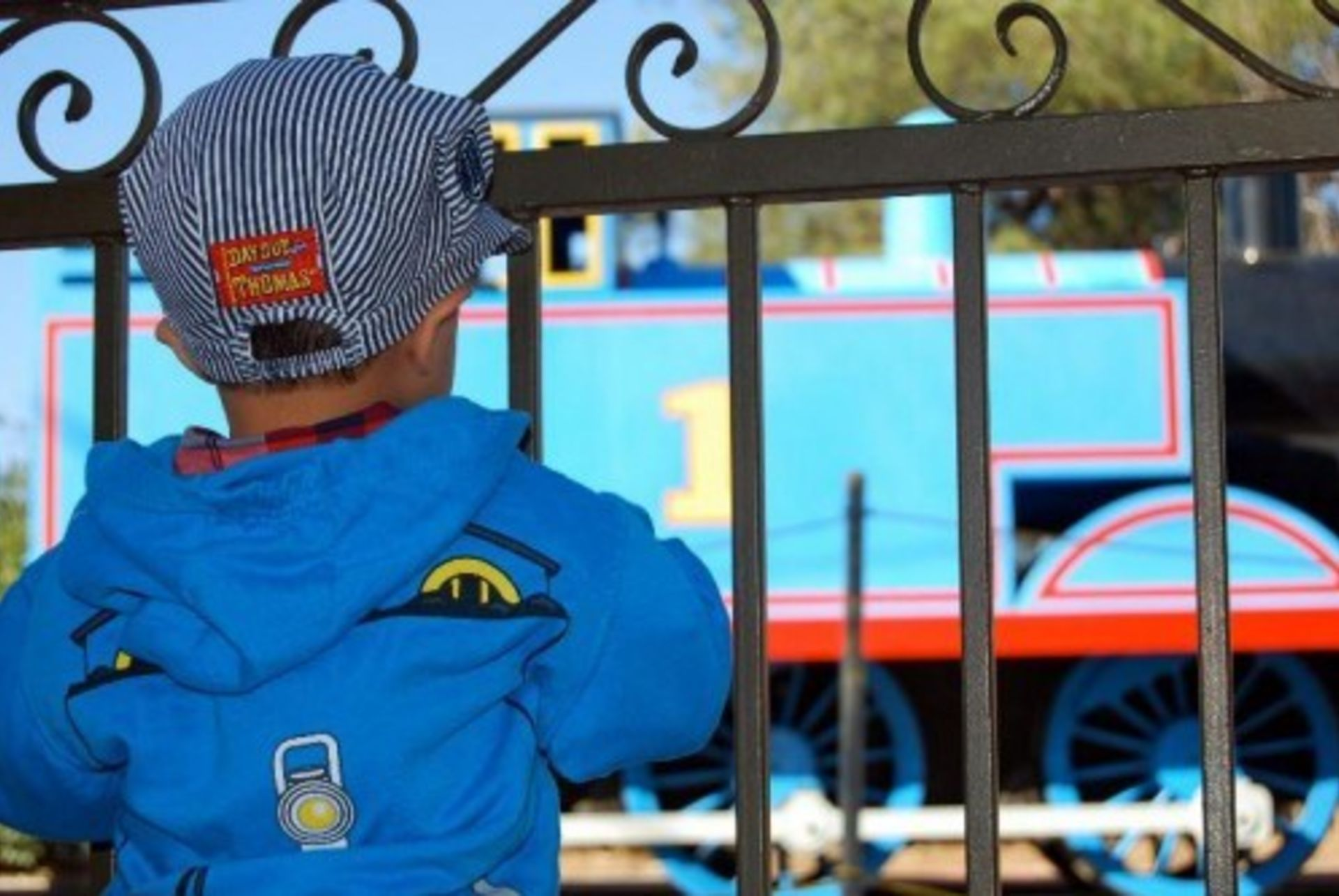 Thomas the Train – This Weekend in Green Bay