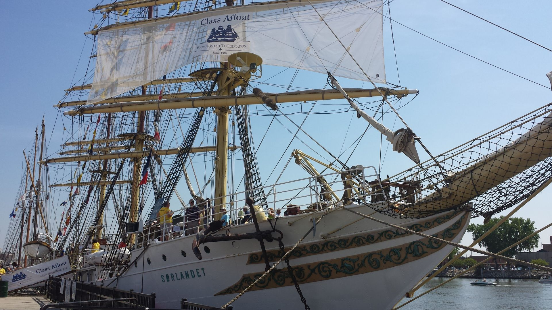 The Tall Ship Festival is Back! August 5th-7th