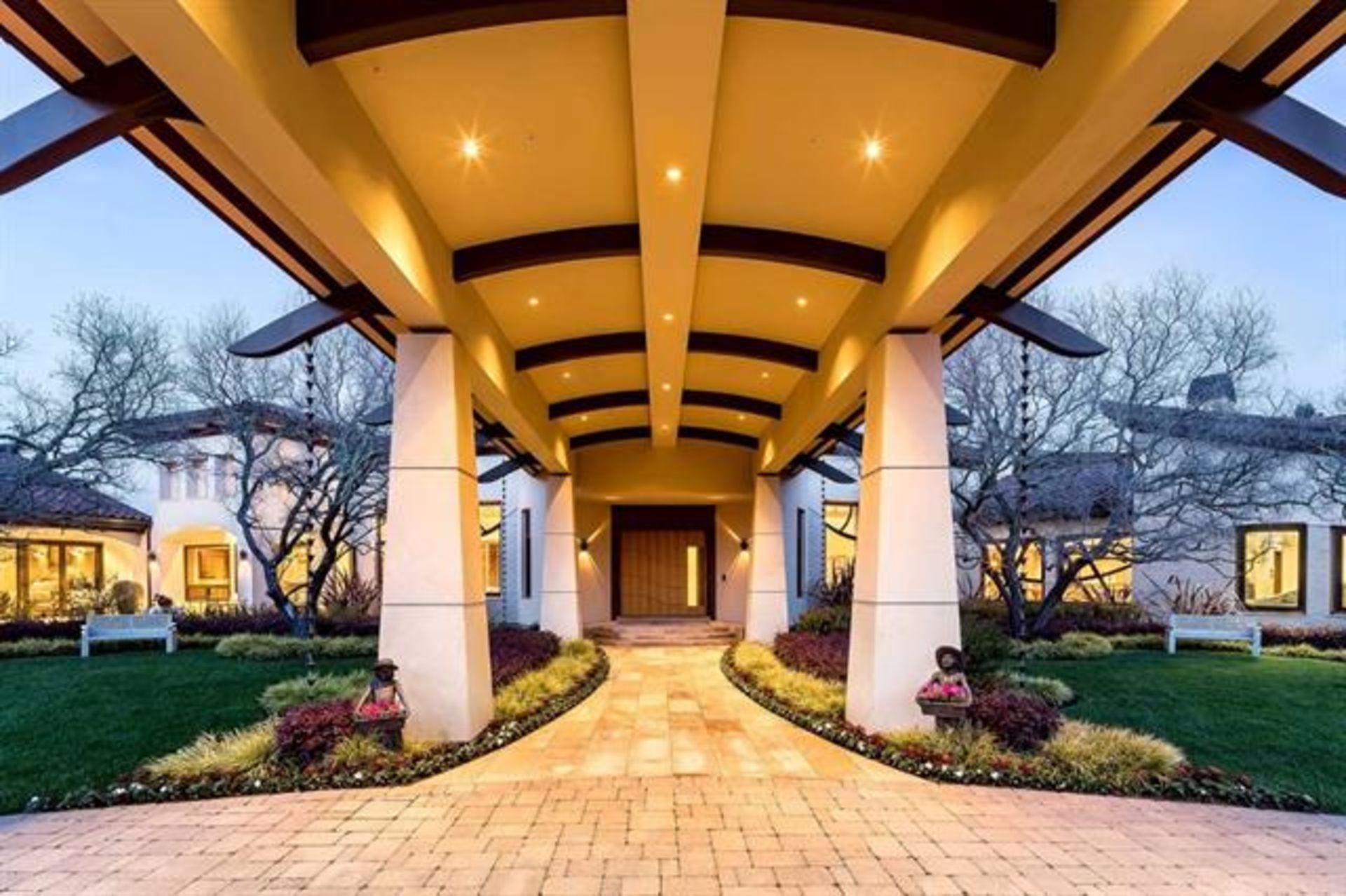 Mansion Monday   27500 La Vida Real , Los Altos Hills