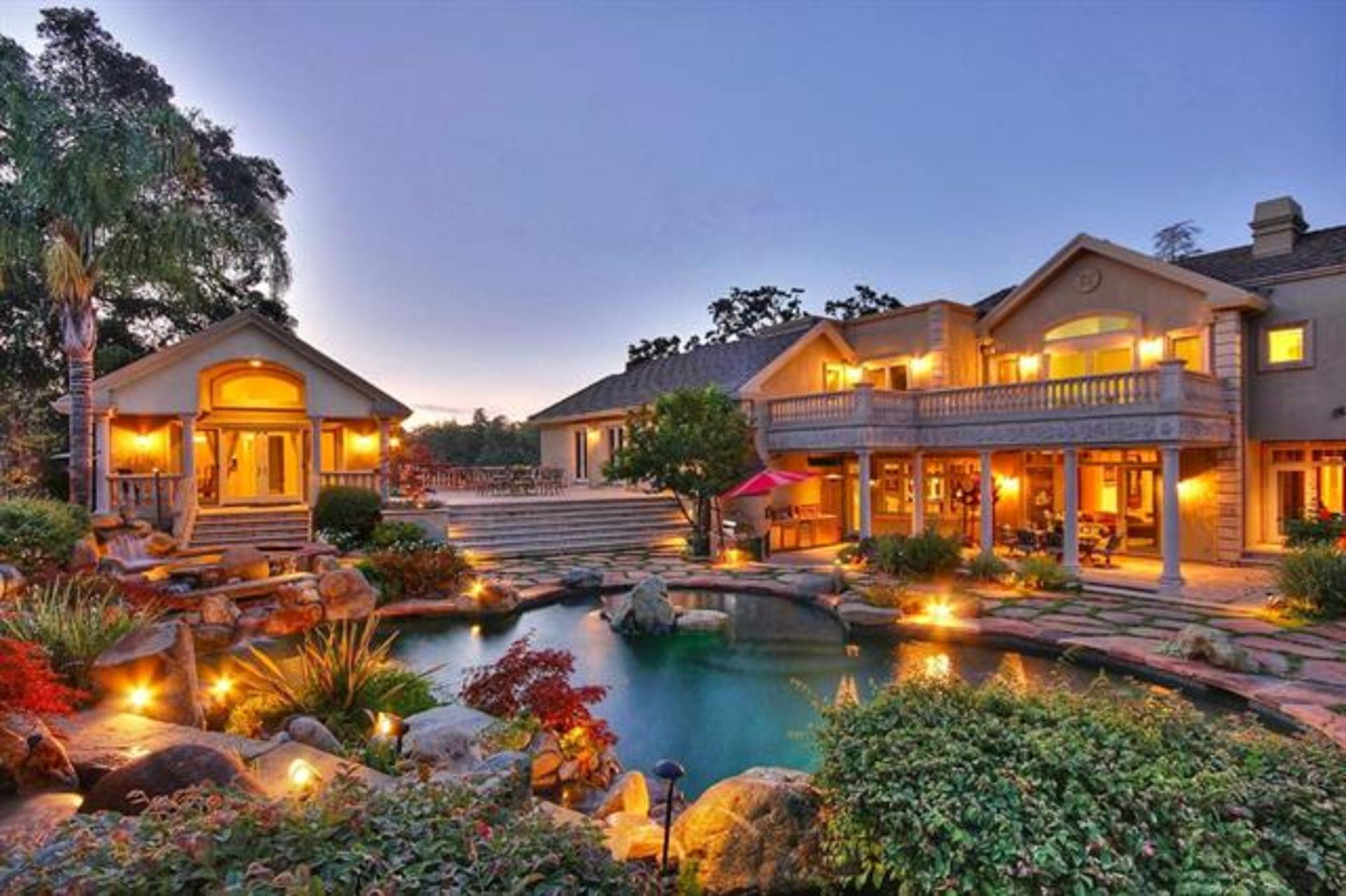 Mansion Monday   French Inspired Los Gatos Estate