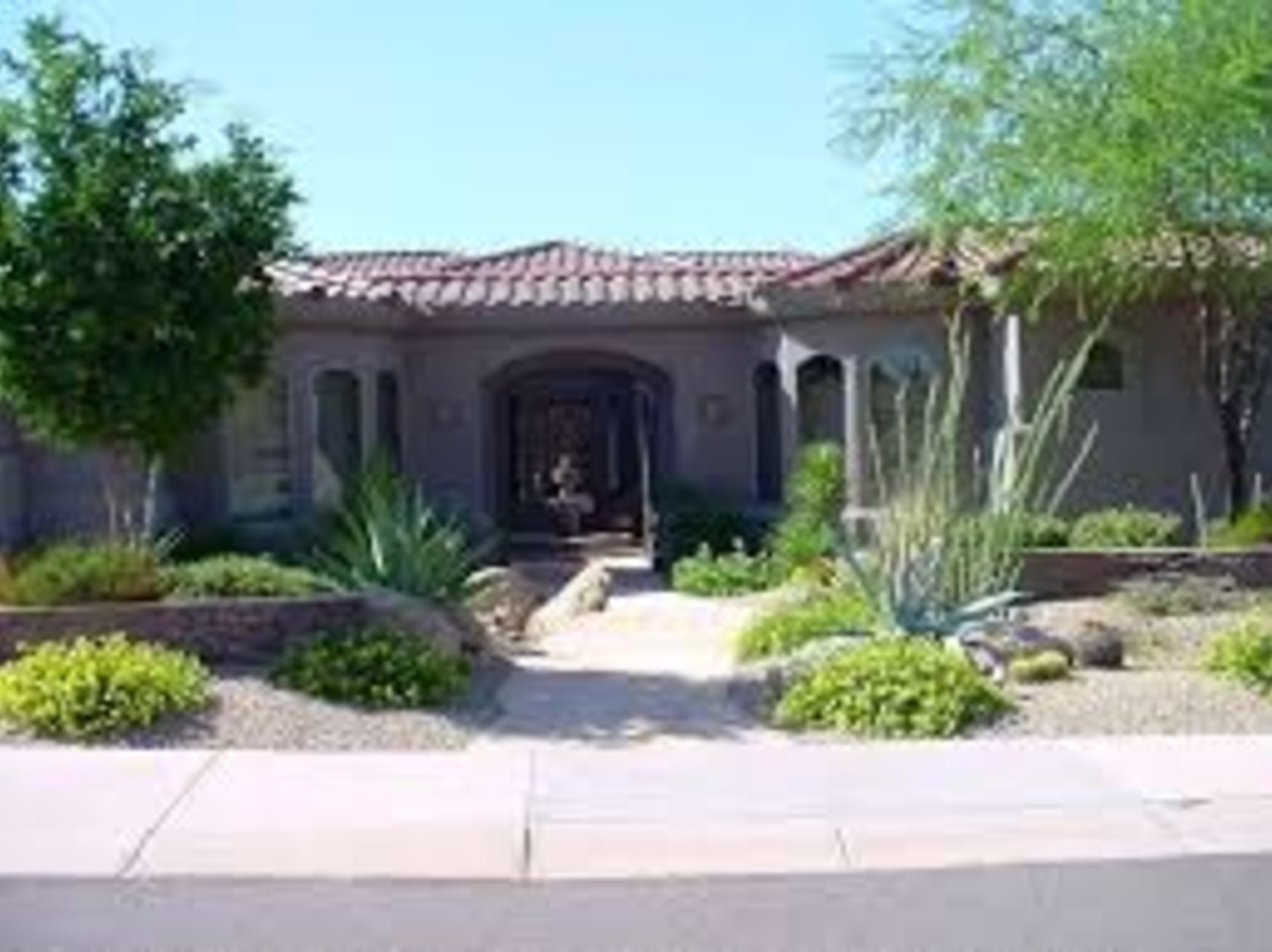 Curb Appeal in the Desert
