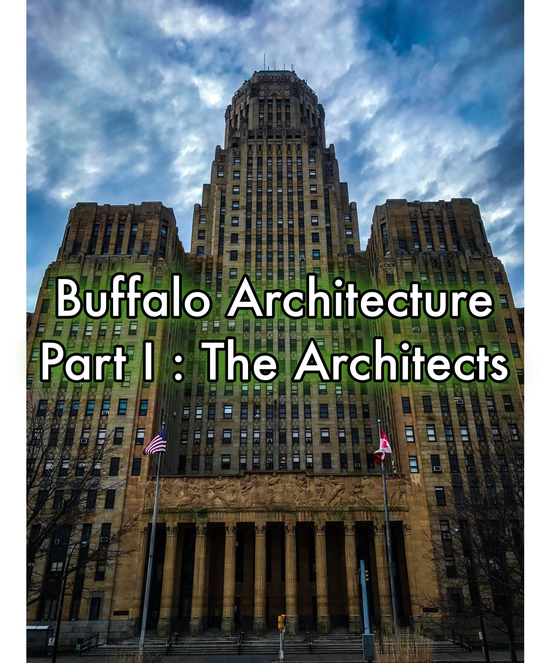 Buffalo Architecture – The Architects