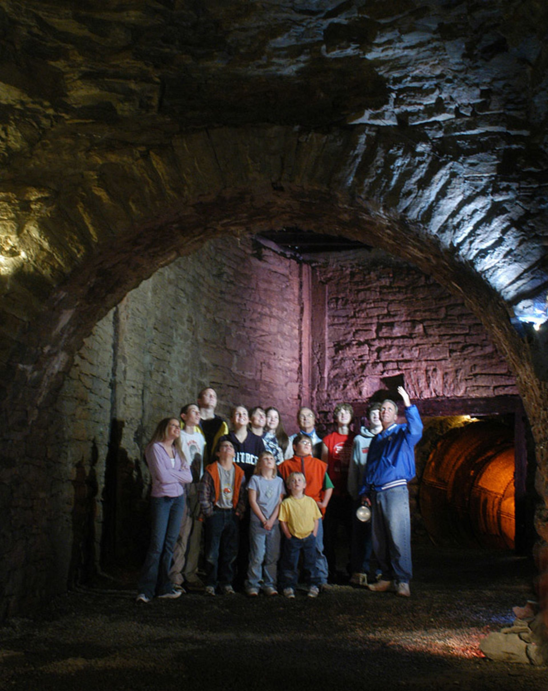 The Lockport Caves- Where History and Mystery Go Hand in Hand