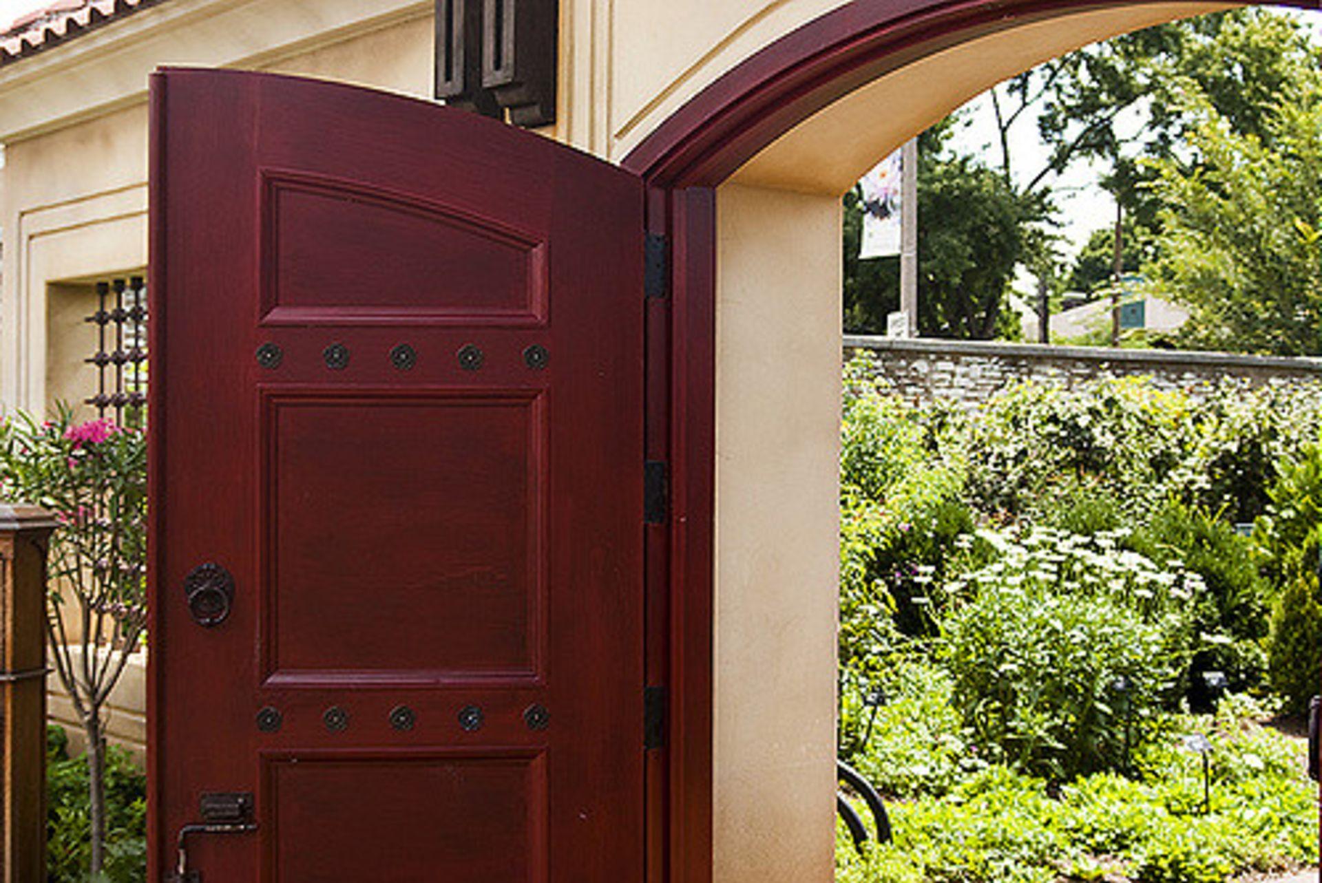 Isn't That 'A Door Able'?