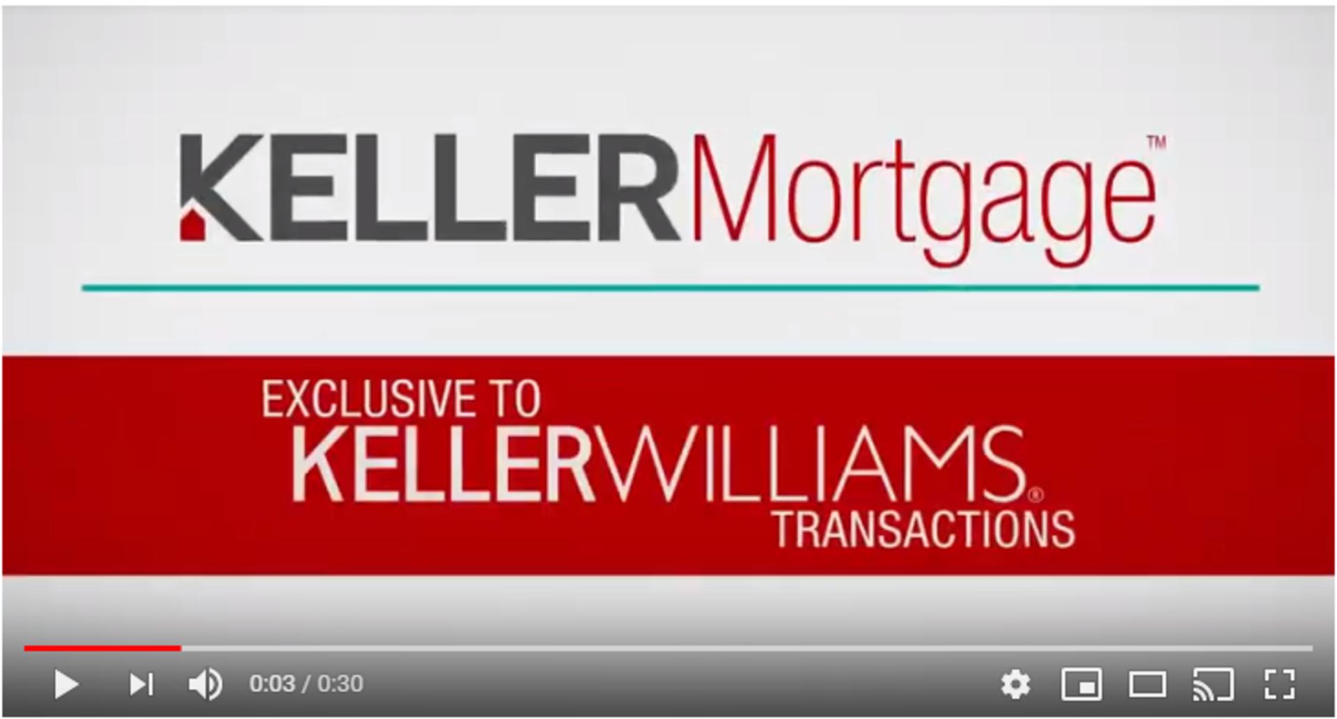 Keller Mortgage Zero Plus Mortgage Loan Program