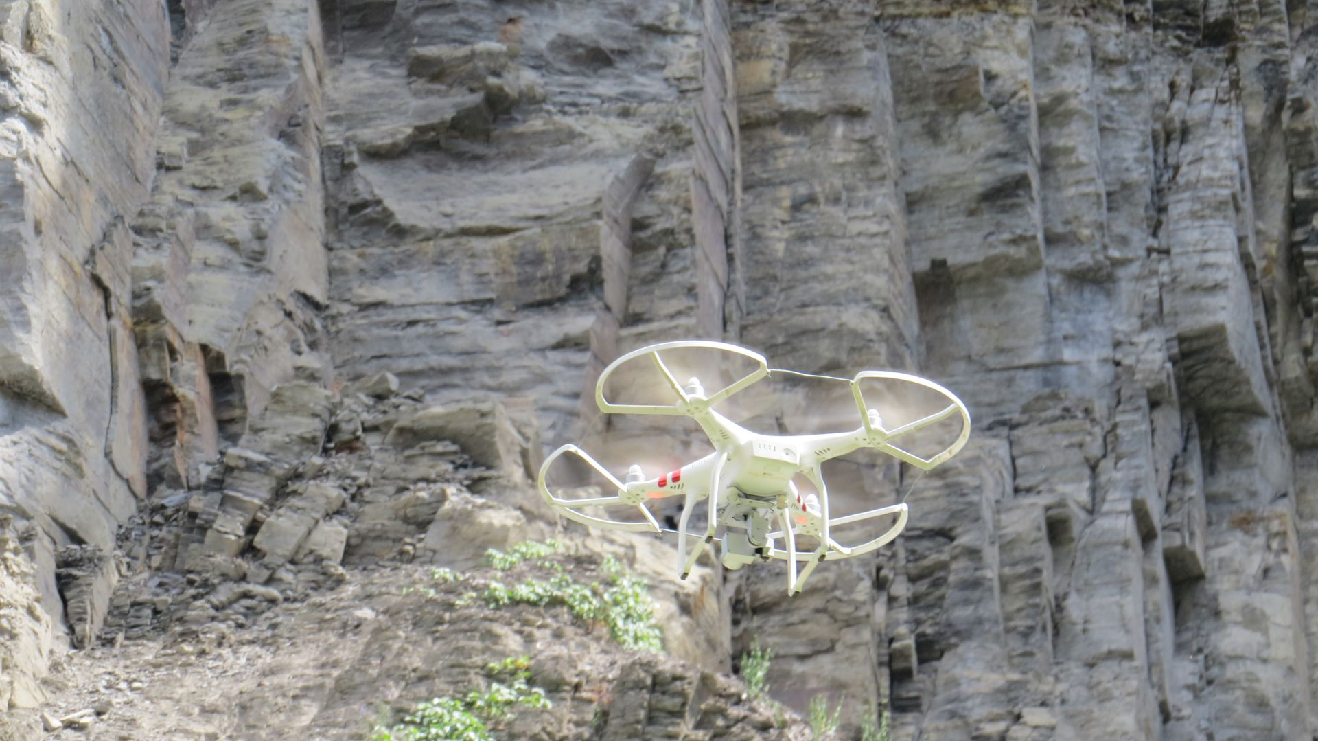 Drone use in real estate will soon take off