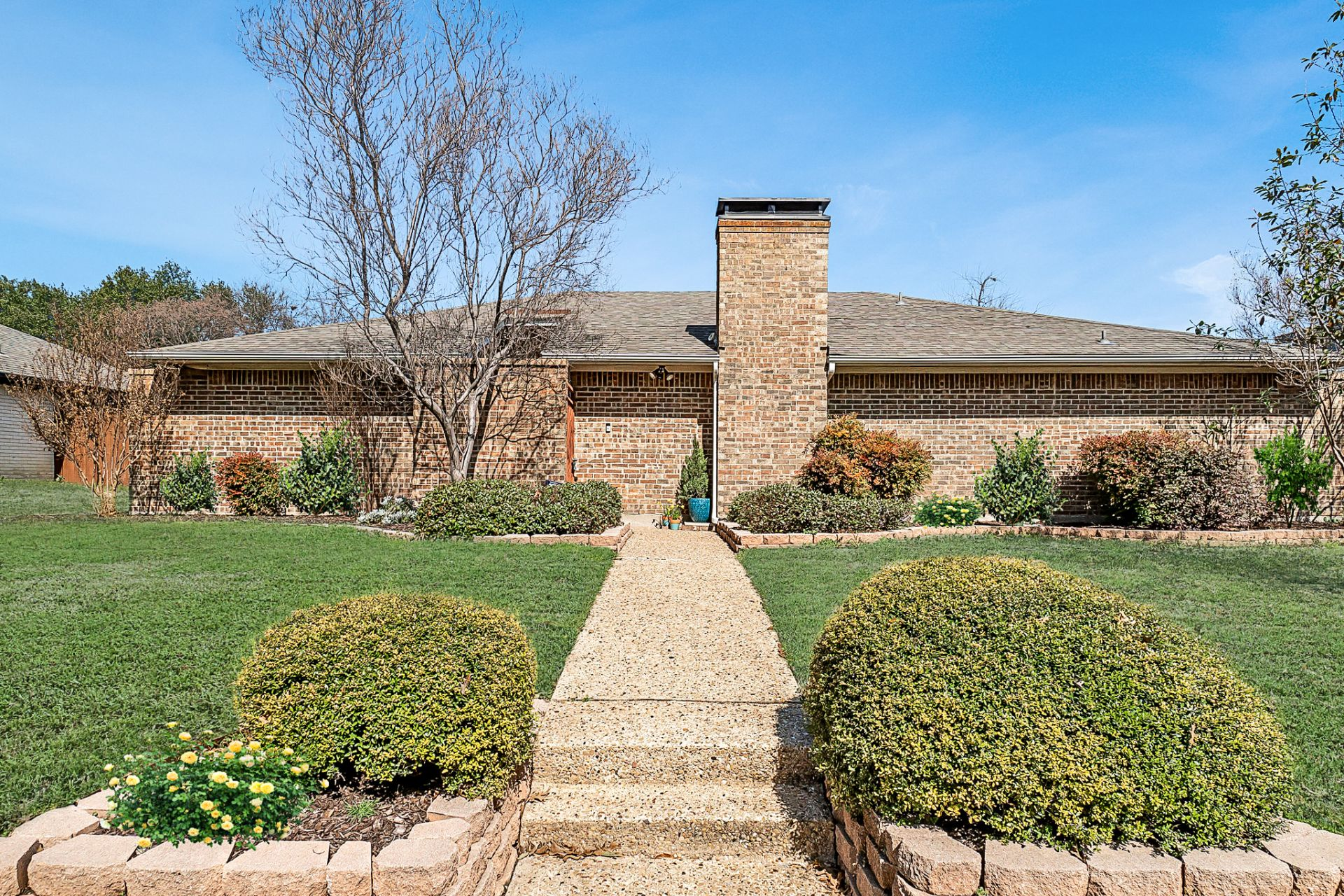 Great new listing in Plano!
