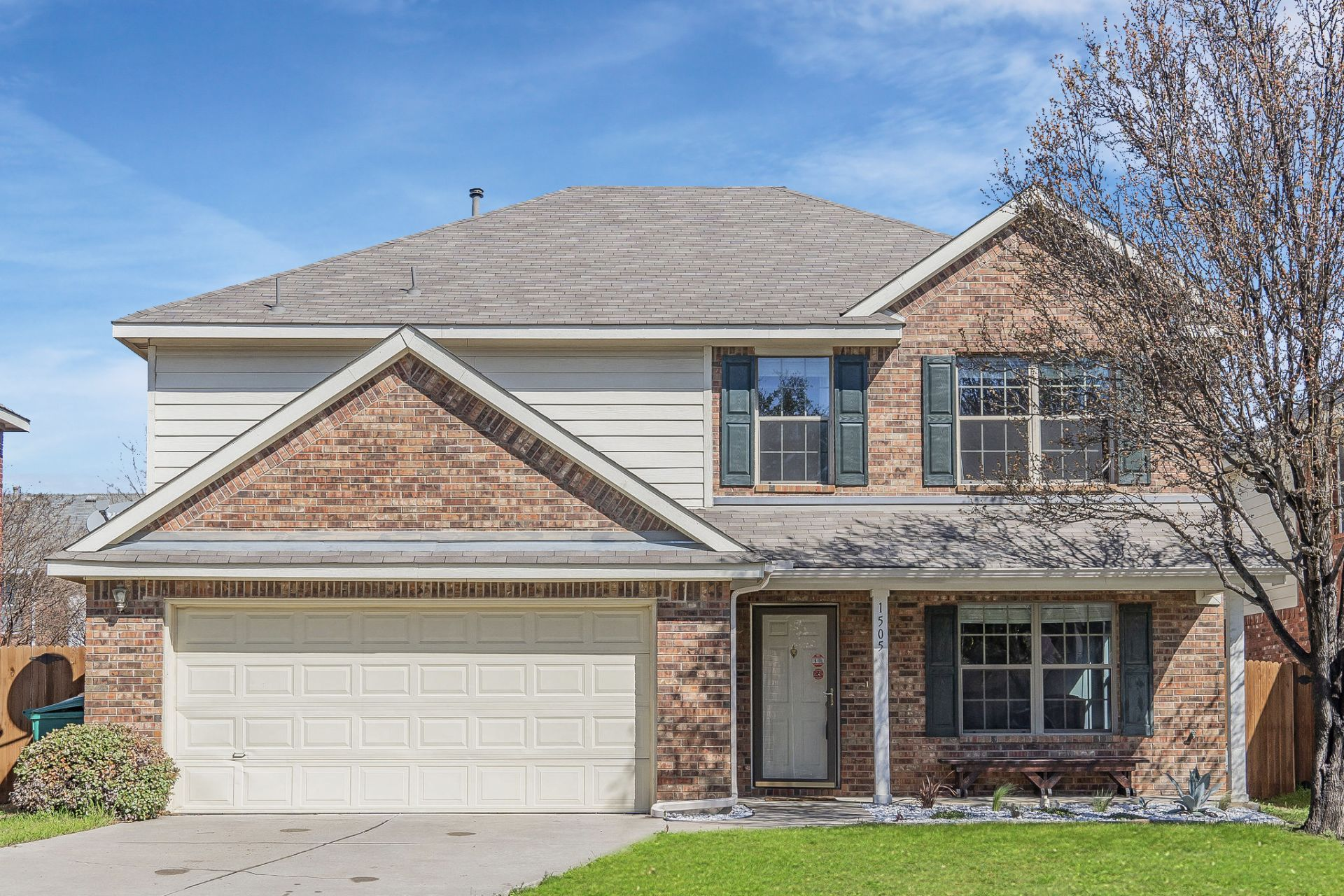 Great new listing in Lewisville!