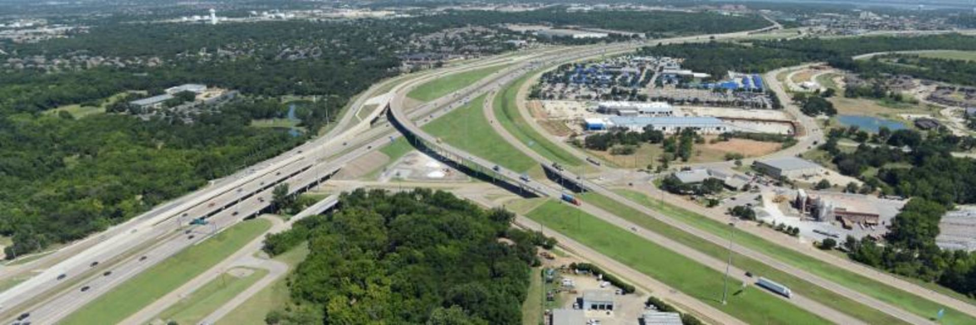 DFW Connector – more highway improvements!