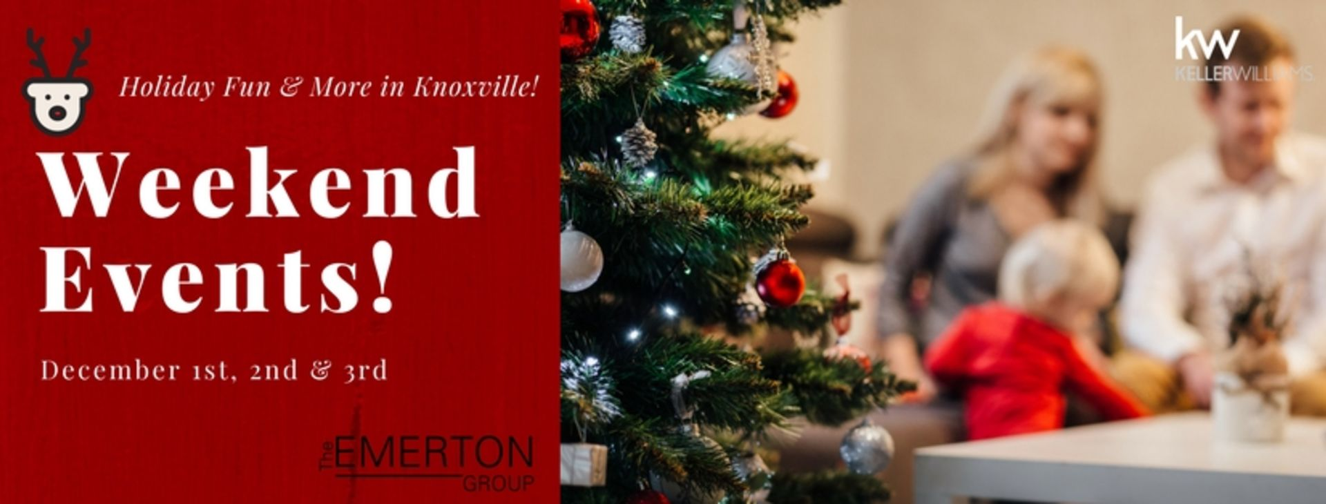 What to Do in Knoxville This Weekend! December 1st, 2nd, & 3rd