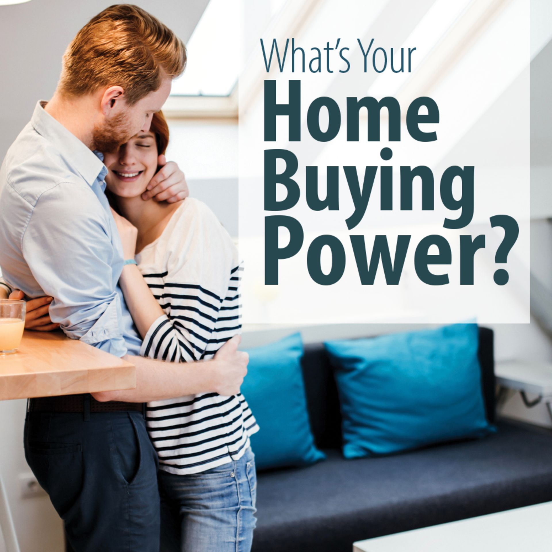 What is Your Home Buying Power