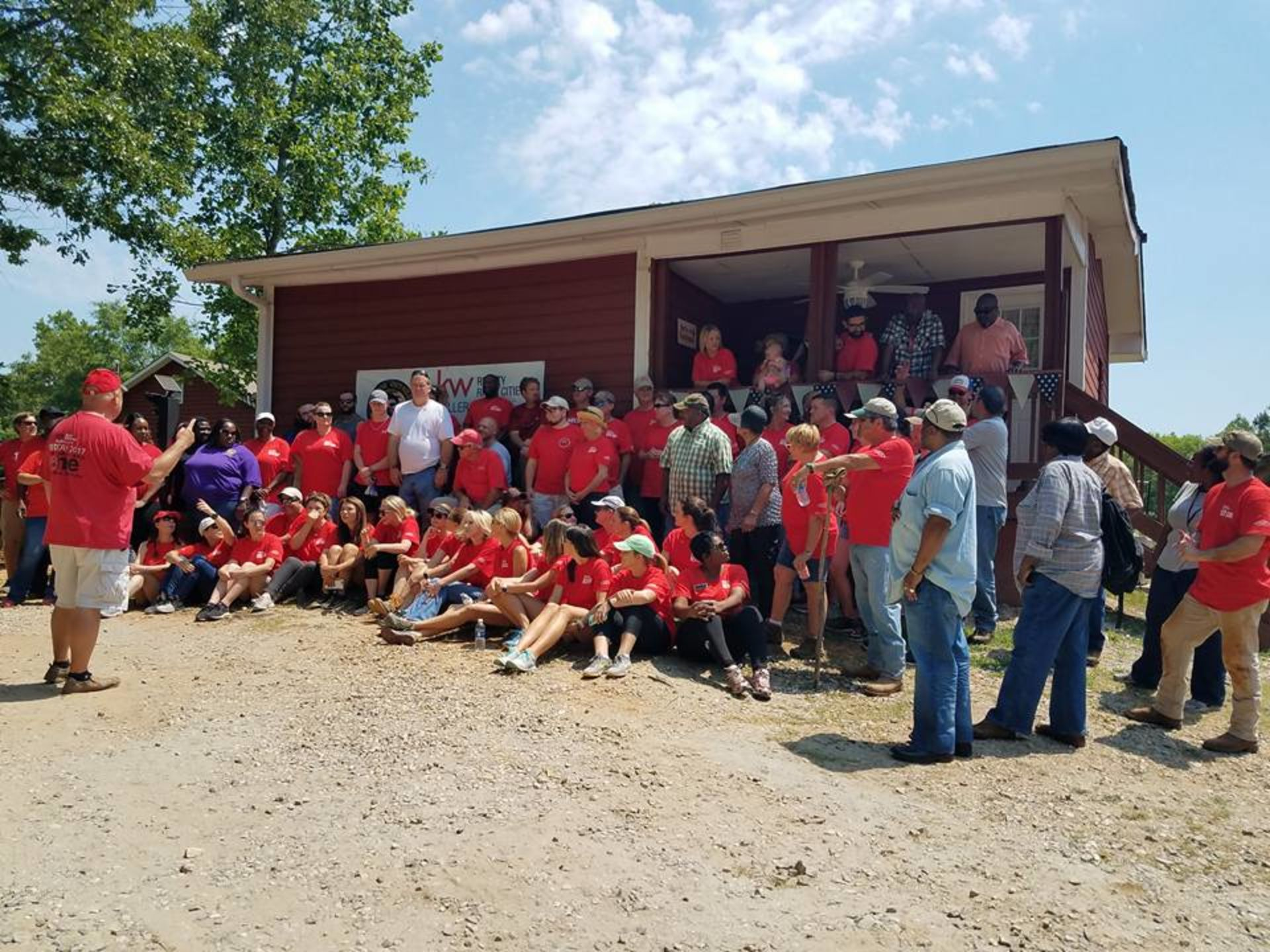 RED Day 2018: Warrior Outreach